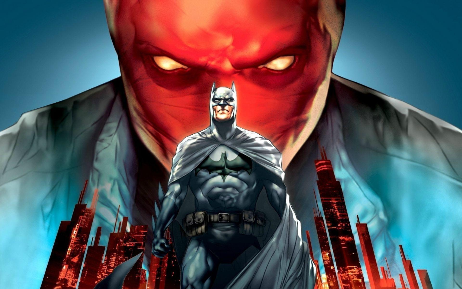 Batman, DC Comics, Superhero, Bruce Wayne, Jason Todd, Red Hood .