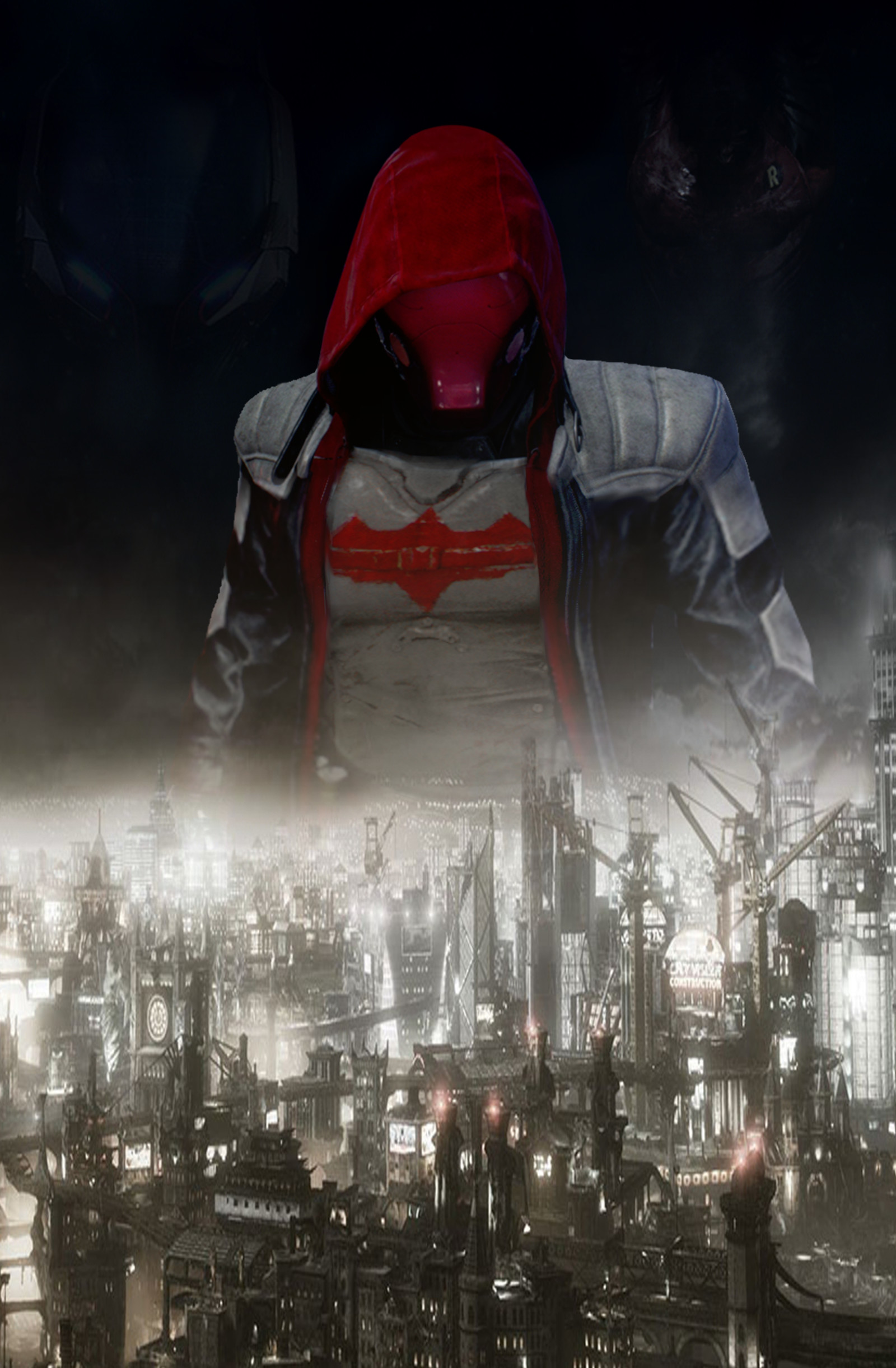 Red Hood wallpaper by ArkhamNatic Red Hood wallpaper by ArkhamNatic