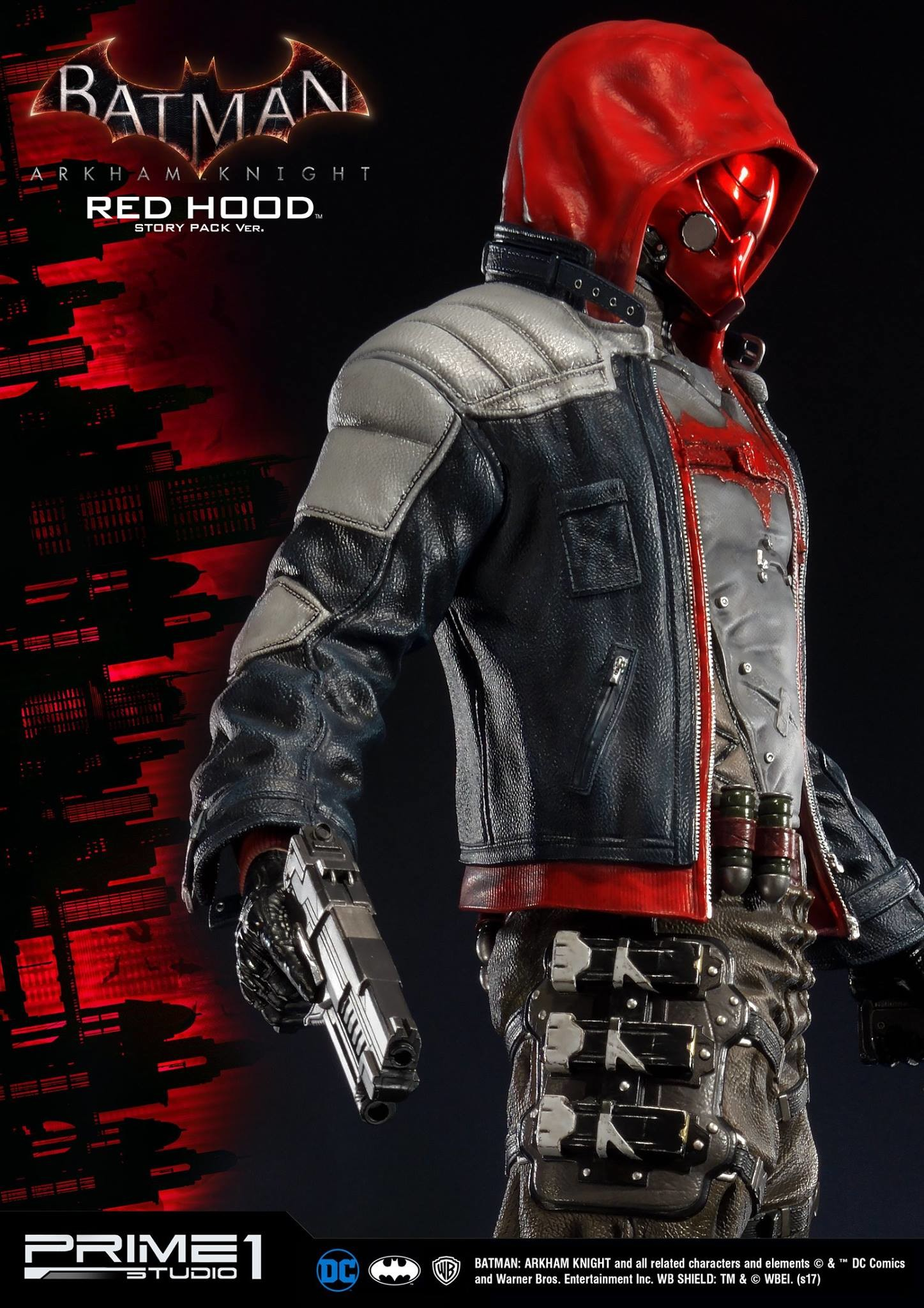 Prime 1 Red Hood Story Statue 016