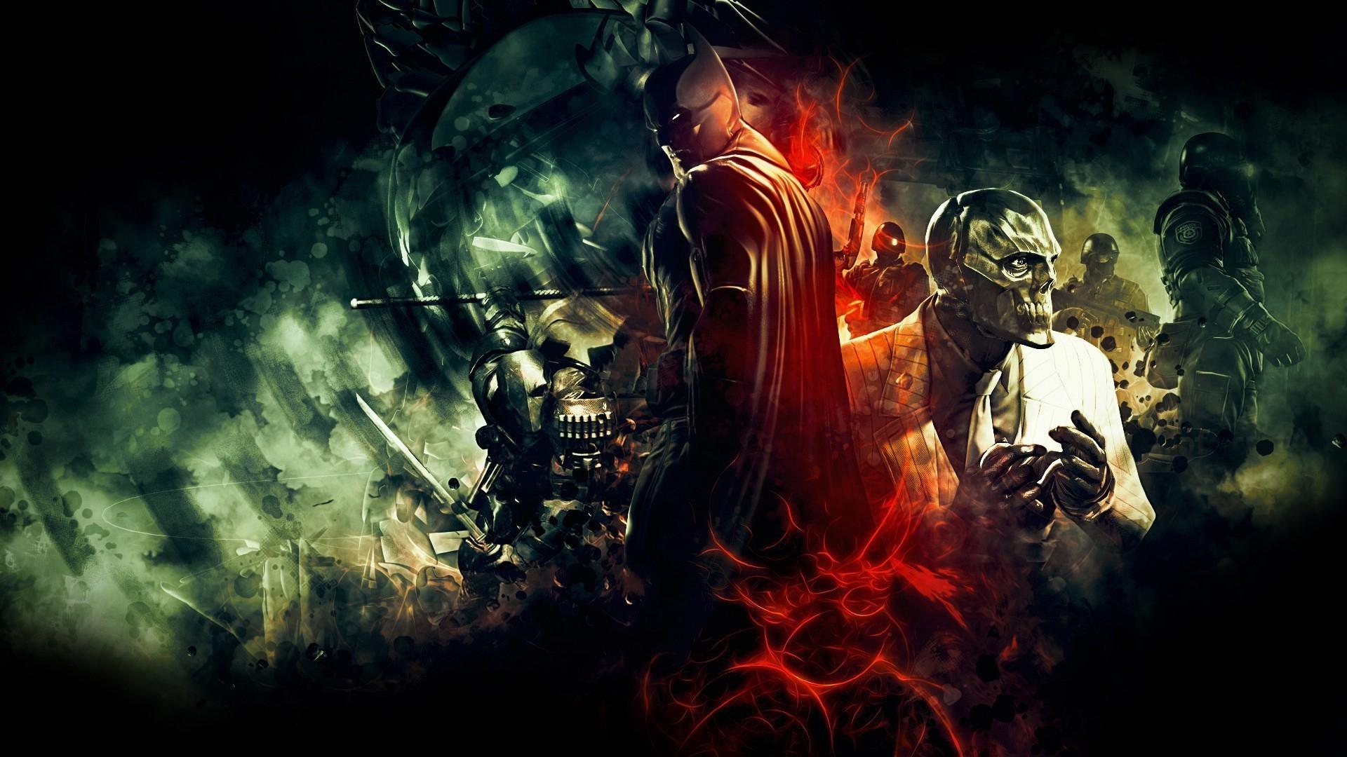 Batman Joker Martian Deathstroke Slade Wilson Wallpapers HD | HD Wallpapers  | Pinterest | Deathstroke and Wallpaper