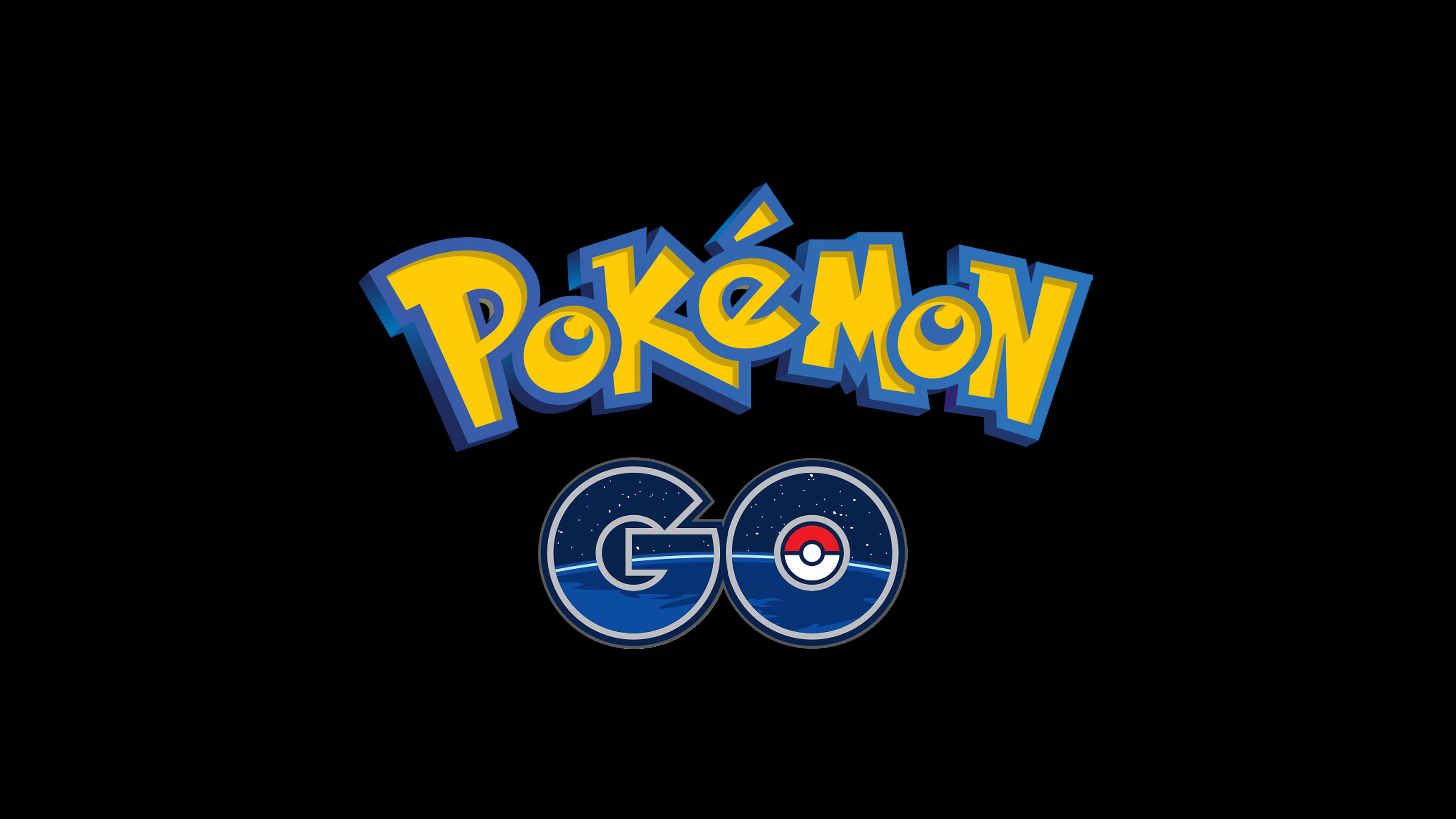 Pokémon Go 4K Logo wallpaper