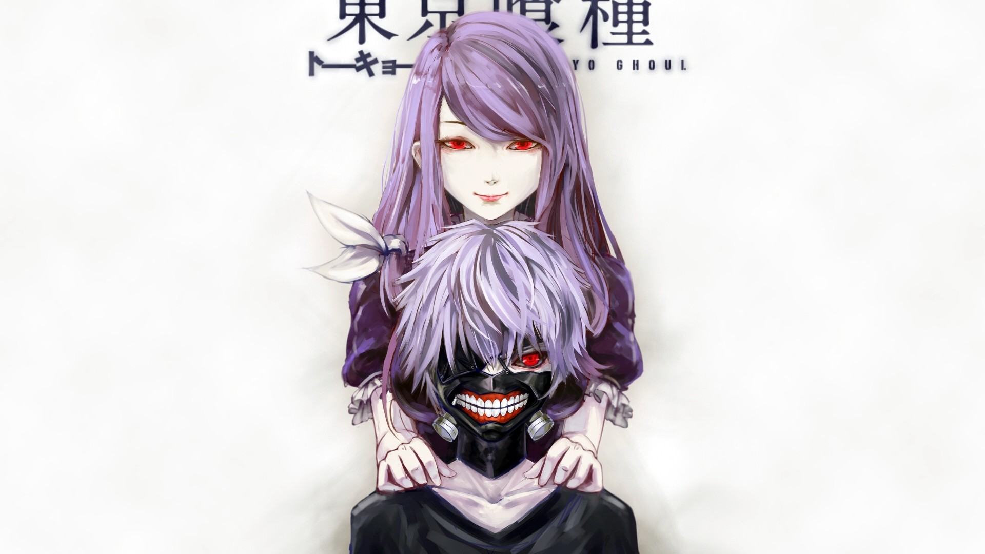 Anime Wallpapers Tokyo Ghoul HD 4K Download For Mobile iPhone & PC