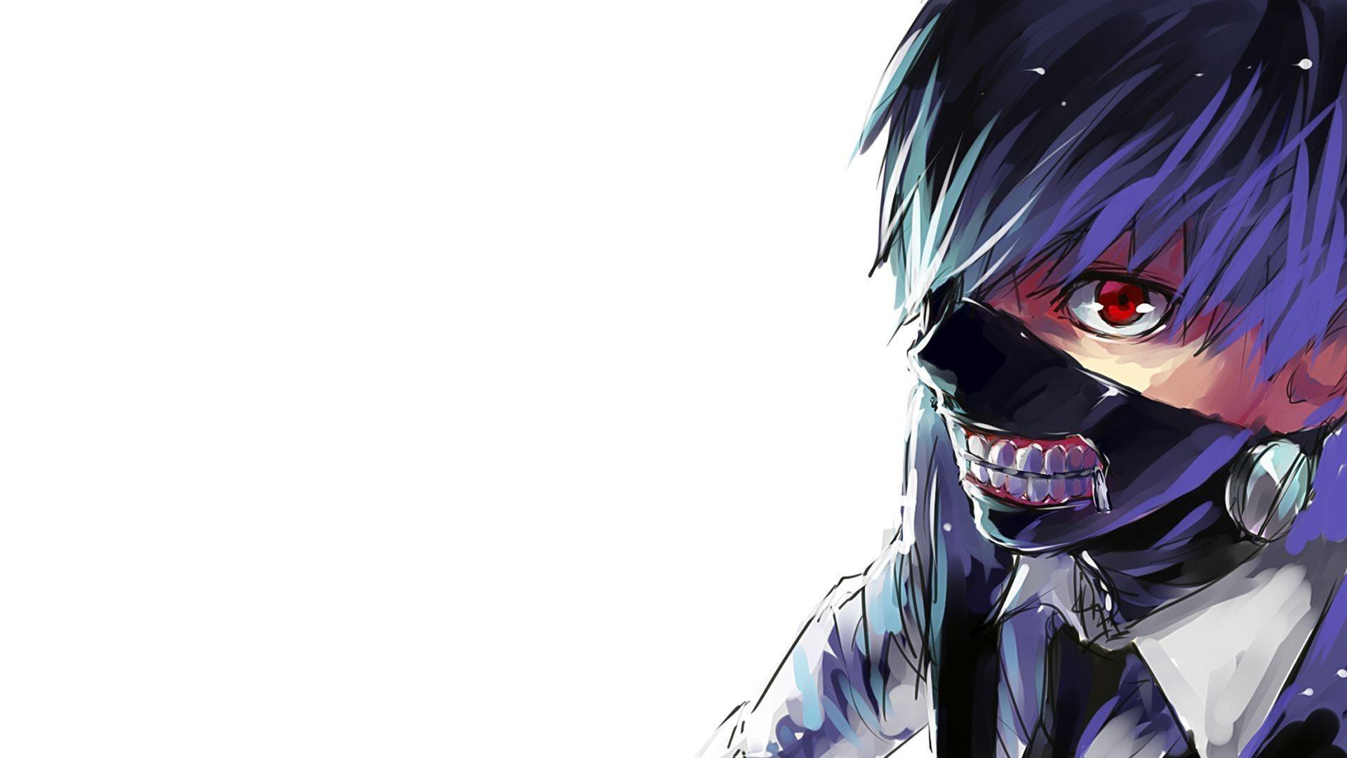 Tokyo Ghoul – Kaneki Ken Computer Wallpapers, Desktop Backgrounds .