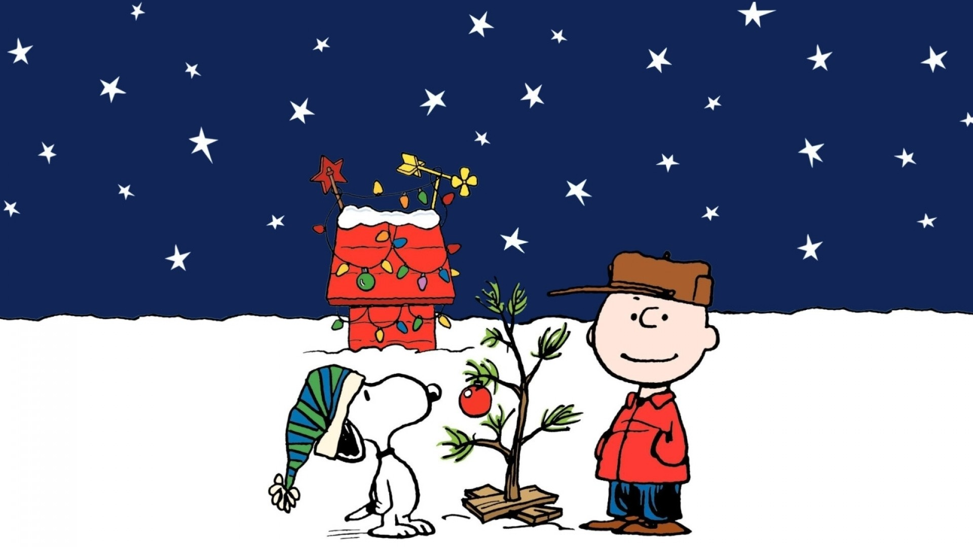 CHARLIE BROWN peanuts comics snoopy christmas gg wallpaper   .