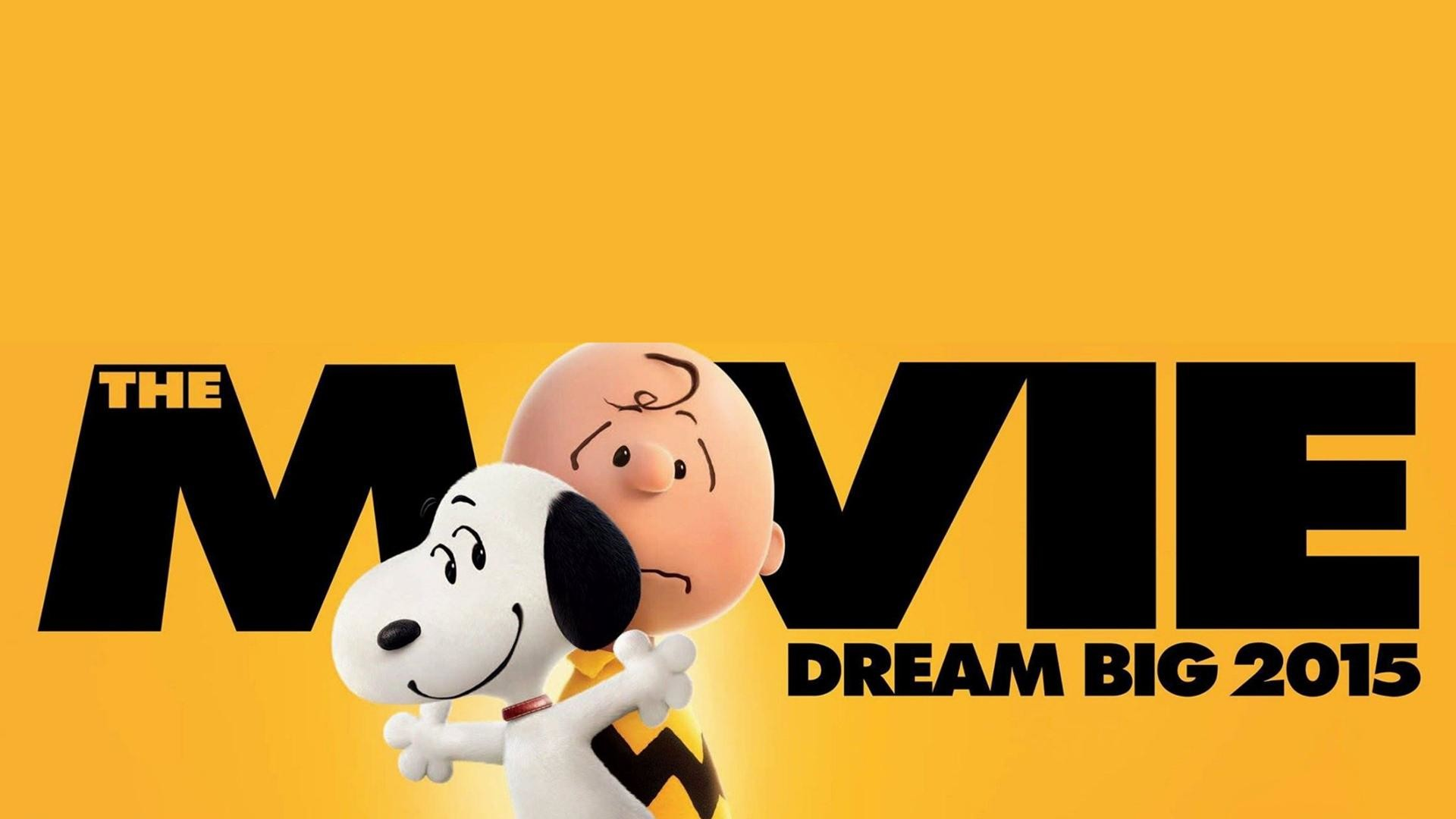 Snoopy-And-Charlie-Brown-The-Peanuts-Movie-Wallpaper