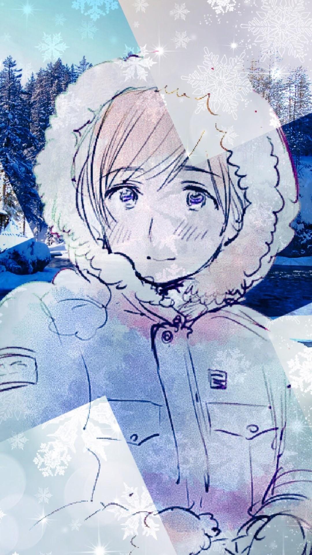 Hetalia Edits — Nordics Winter iPhone Wallpapers~ The Nordics ©.