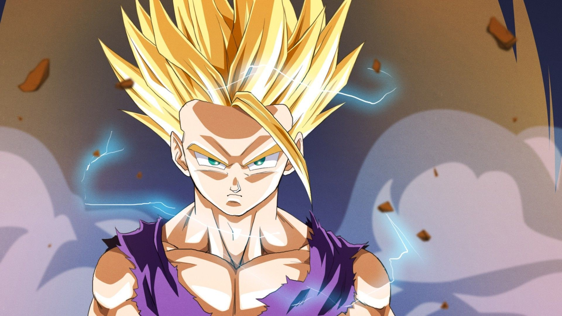 Vegeta Vs Goku Dragon Ball Z wallpaper © 1ms.net