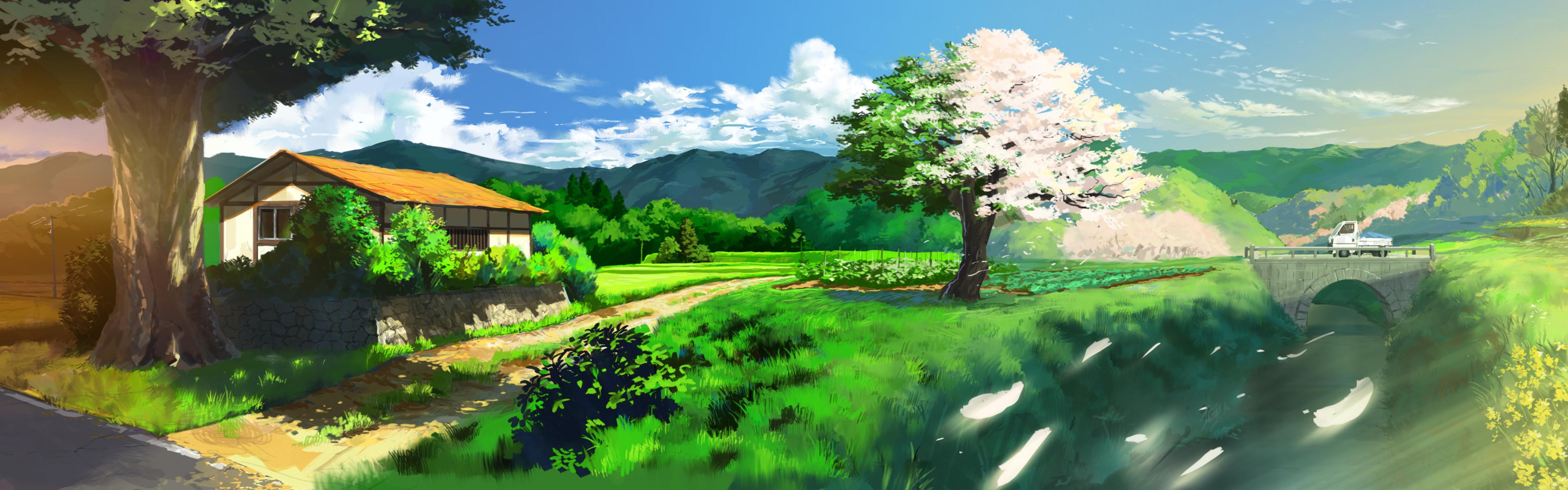 wallpaper.wiki-Screen-Anime-Dual-Monitor-PIC-WPC0012413