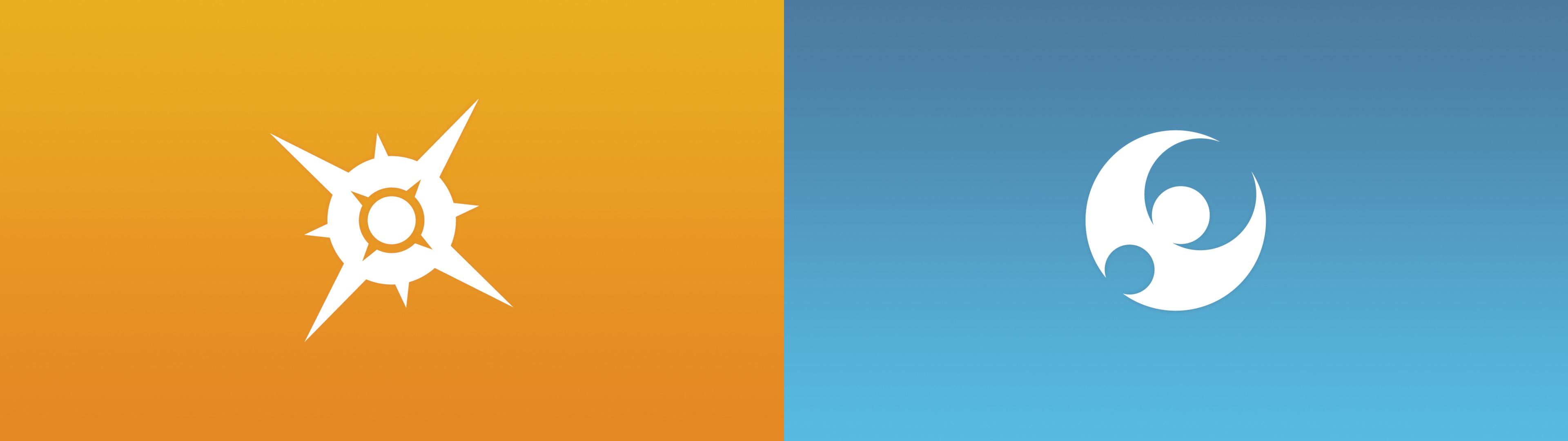 Pokémon Sun and Moon [3840×1080] (OC)Dual …