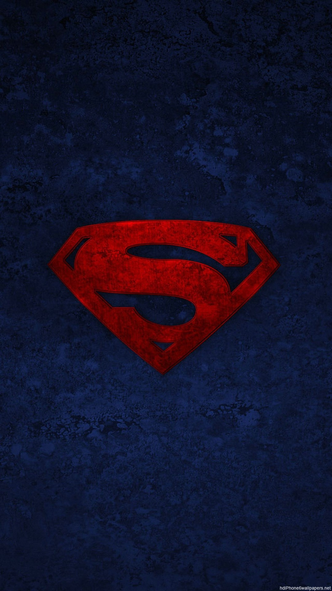 Superman logo iPhone 6 wallpapers HD – 6 Plus backgrounds