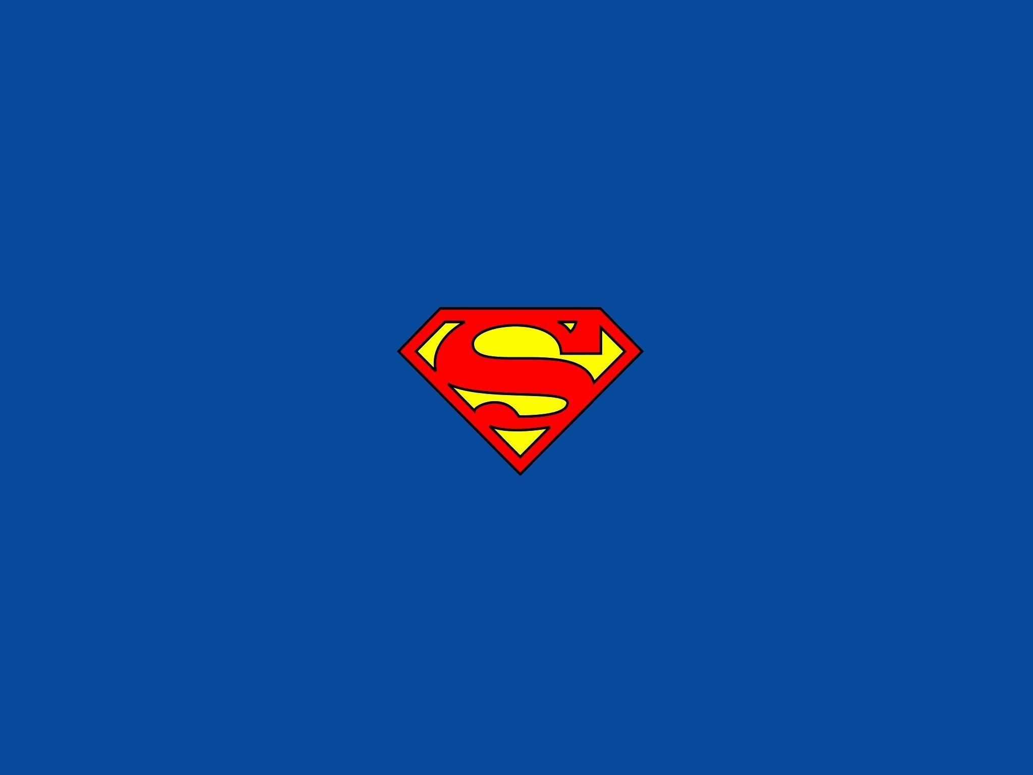 Superman Logo Wallpapers Hd As Wallpaper HD