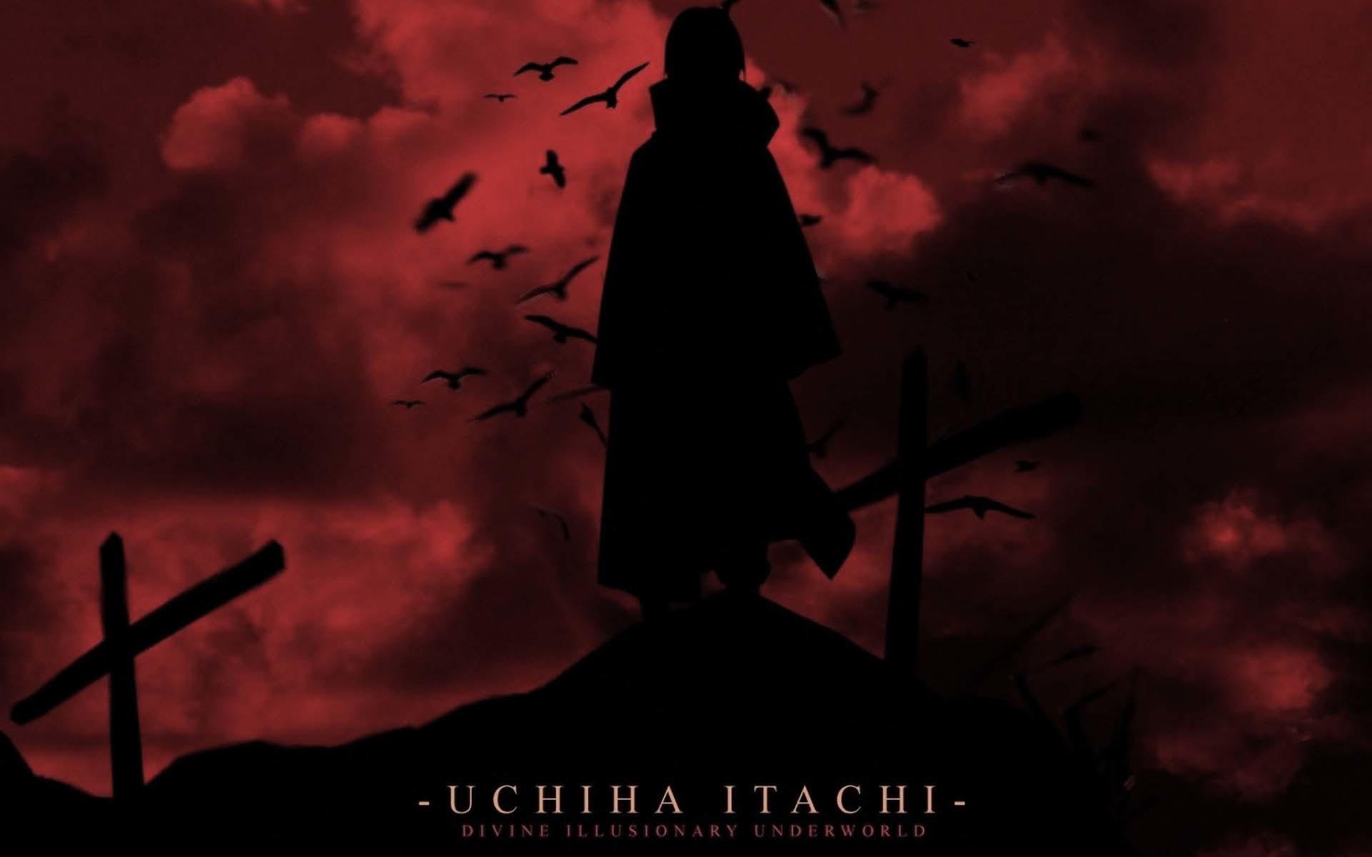 … Itachi Uchiha