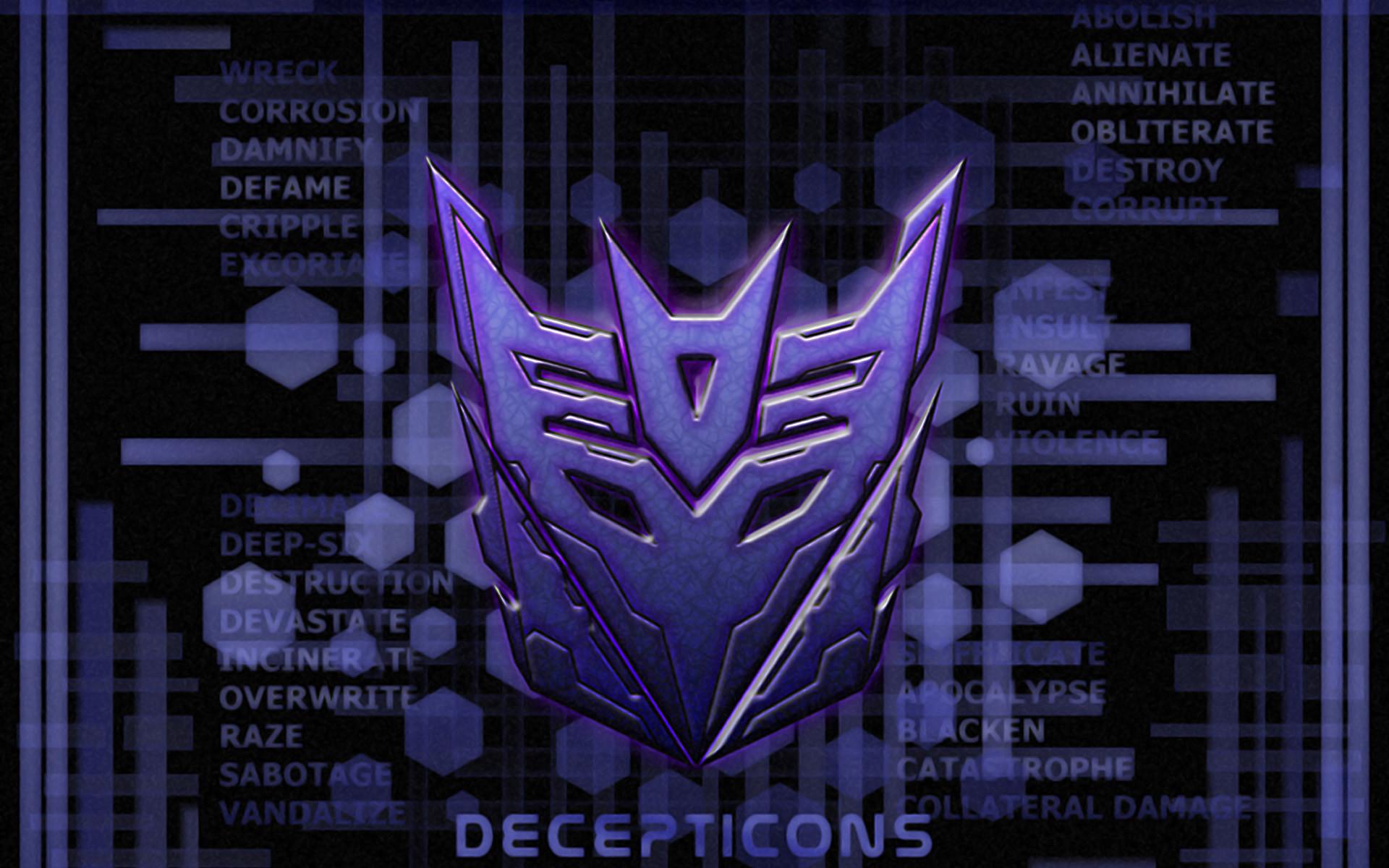 G1 Decepticons Wallpaper Gallery 6 (1920 x 1200 pixels) – Digital Citizen