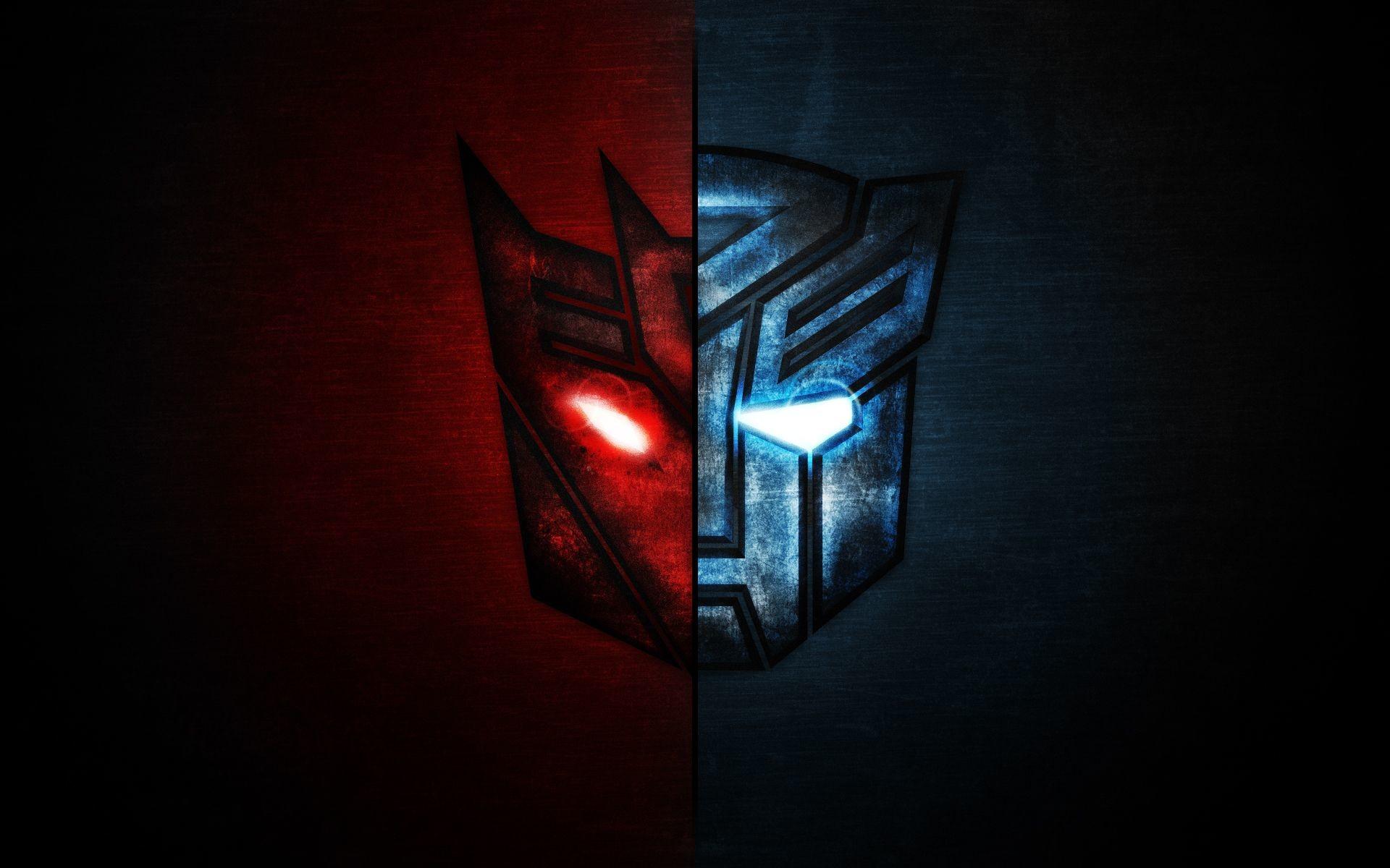 Download Logo Transformers Wallpaper