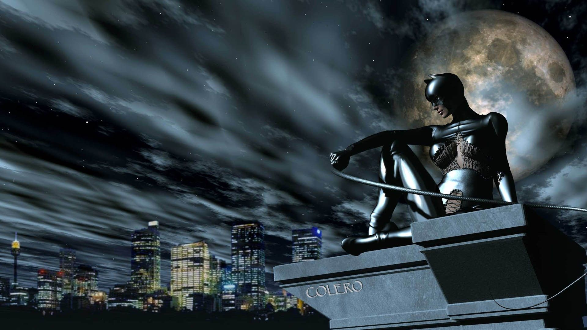 Catwoman Wallpapers – Wallpaper Cave