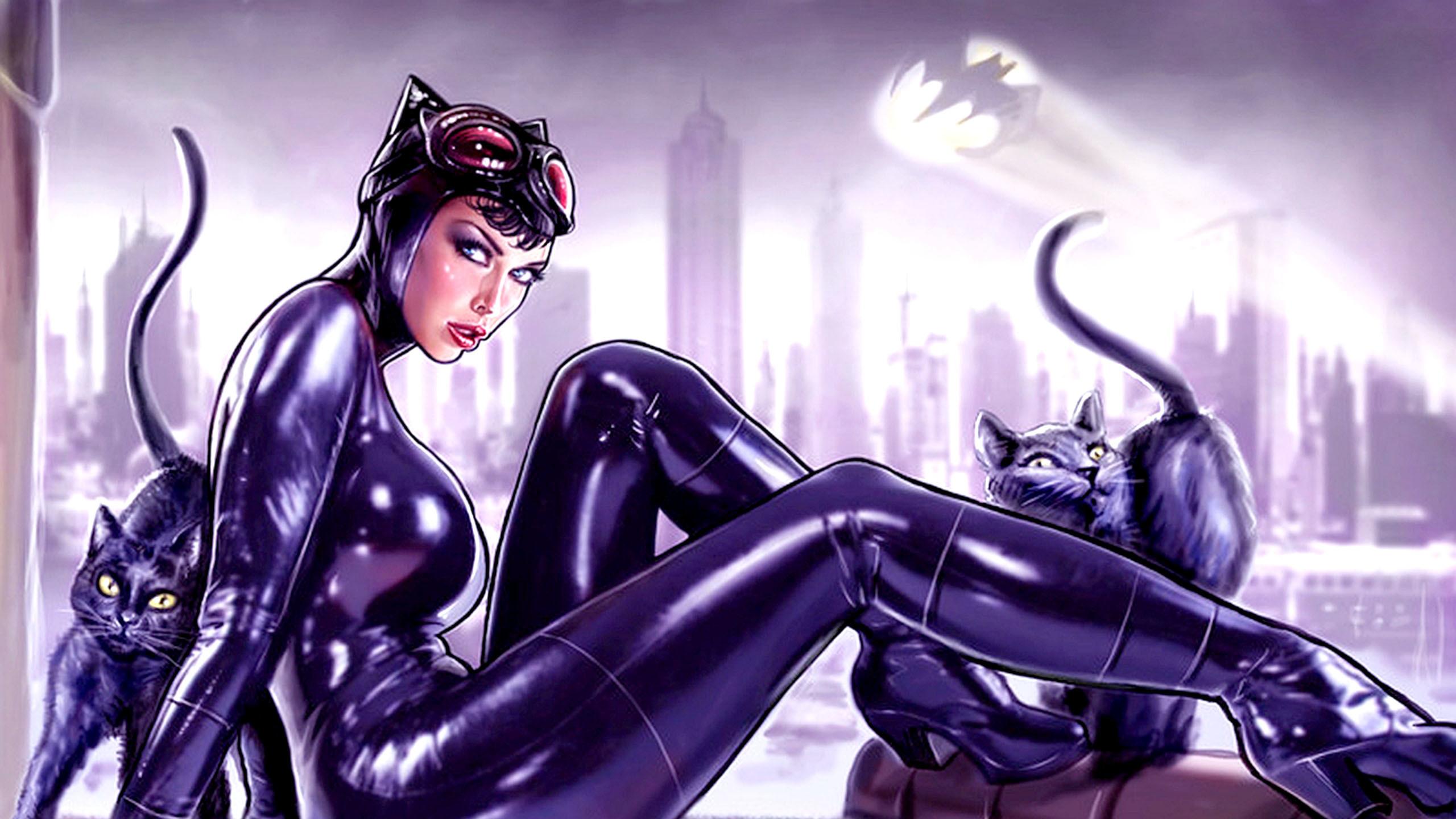 catwoman new 52 – 1080 HD Wallpaper