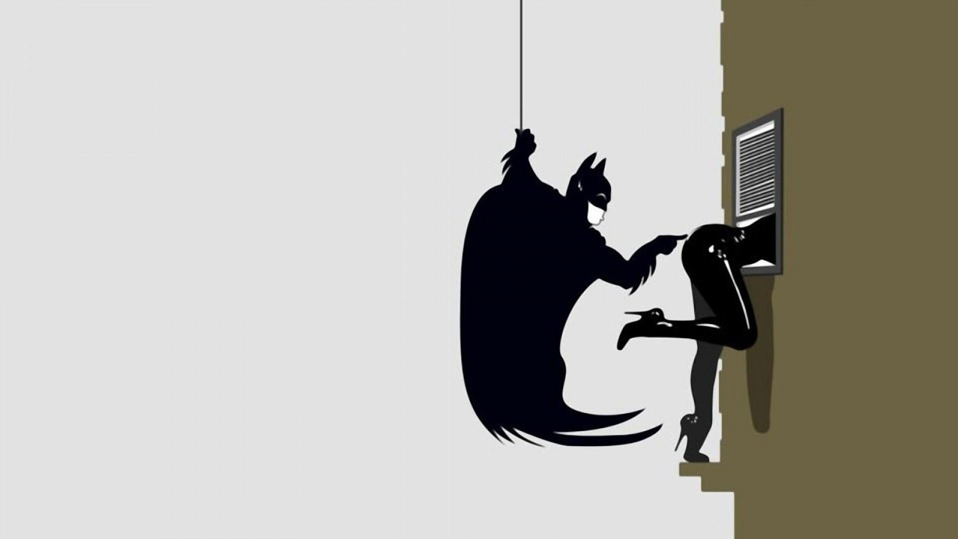 Batman funny Catwoman – Wallpaper (#2759135) / Wallbase.cc