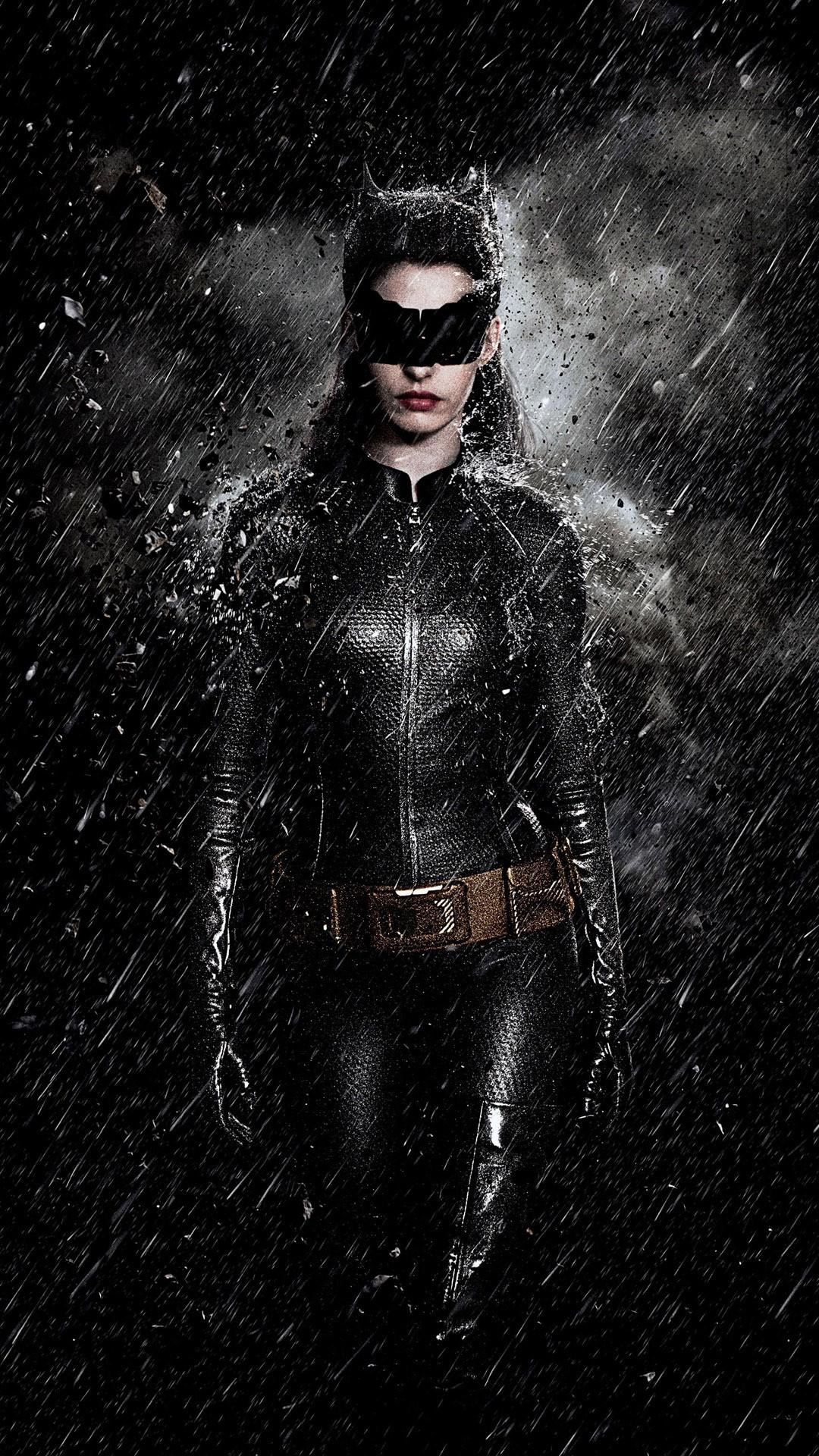 catwoman – the dark knight rises mobile wallpaper 12743