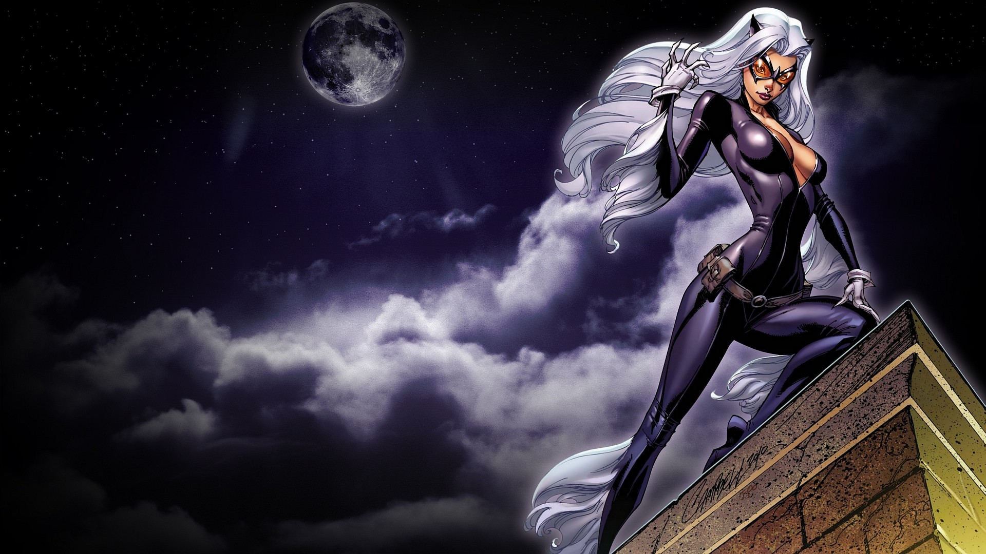14 HD Catwoman Desktop Wallpapers For Free Download