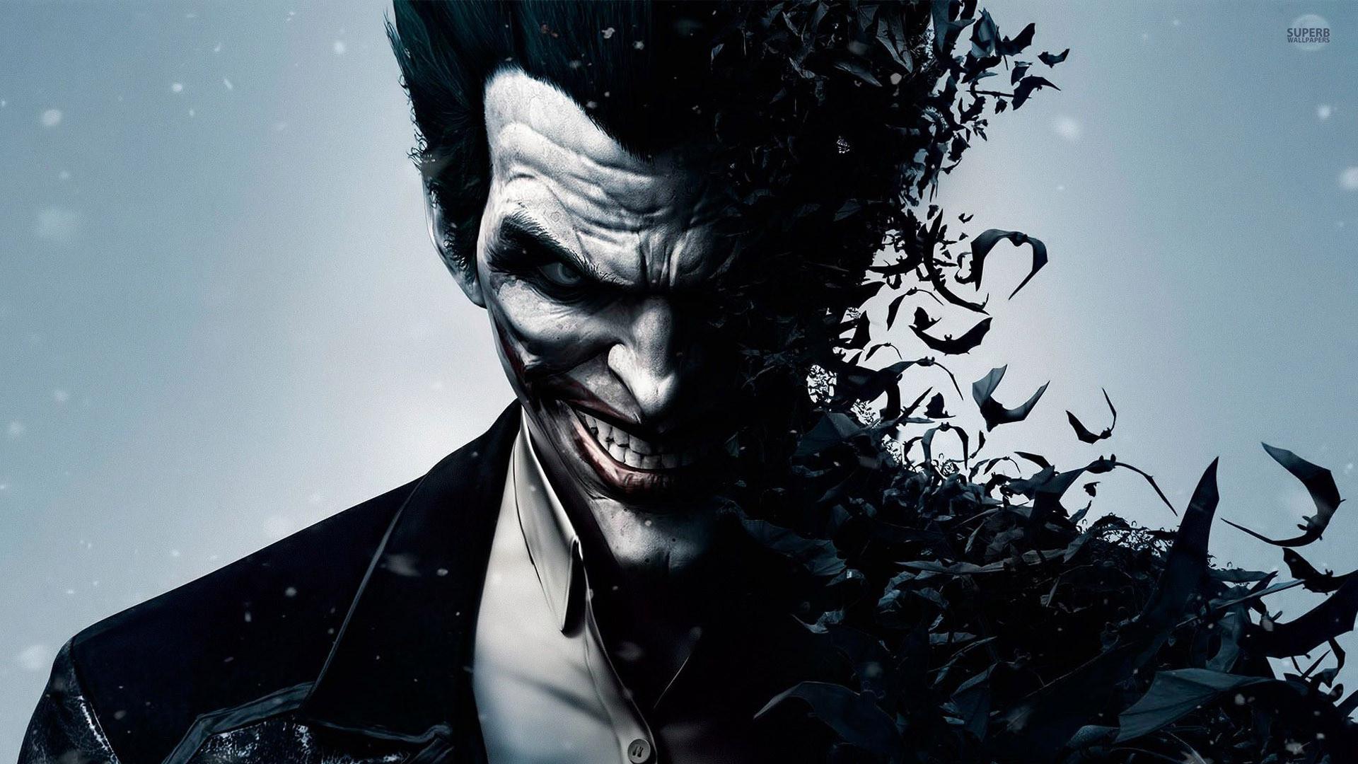 Batman Arkham Origins Joker