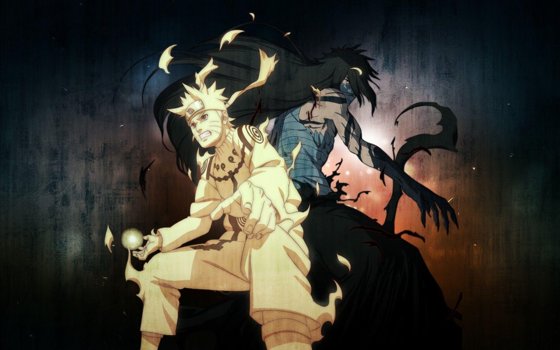 Ultimate Power of Rikudo Naruto Wallpaper, Anime Wallpaper, hd .