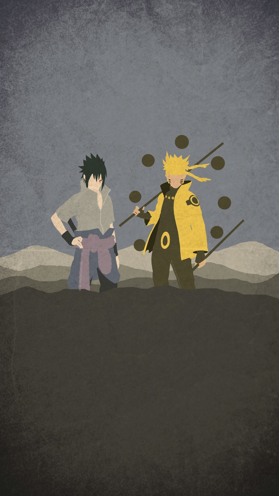 [4K] Naruto Minimal Mobile Wallpapers Remastered – https://sl4eva.deviantart