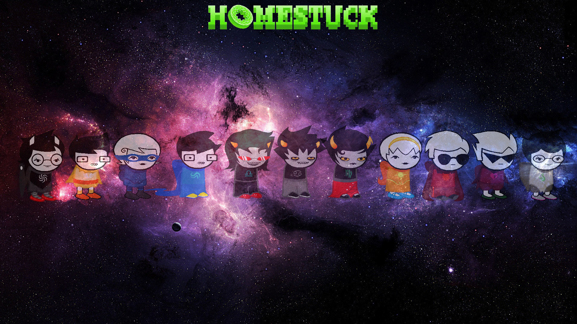 Homestuck Wallpaper that I made for you guys enjoy! [1920×1080] Need #iPhone