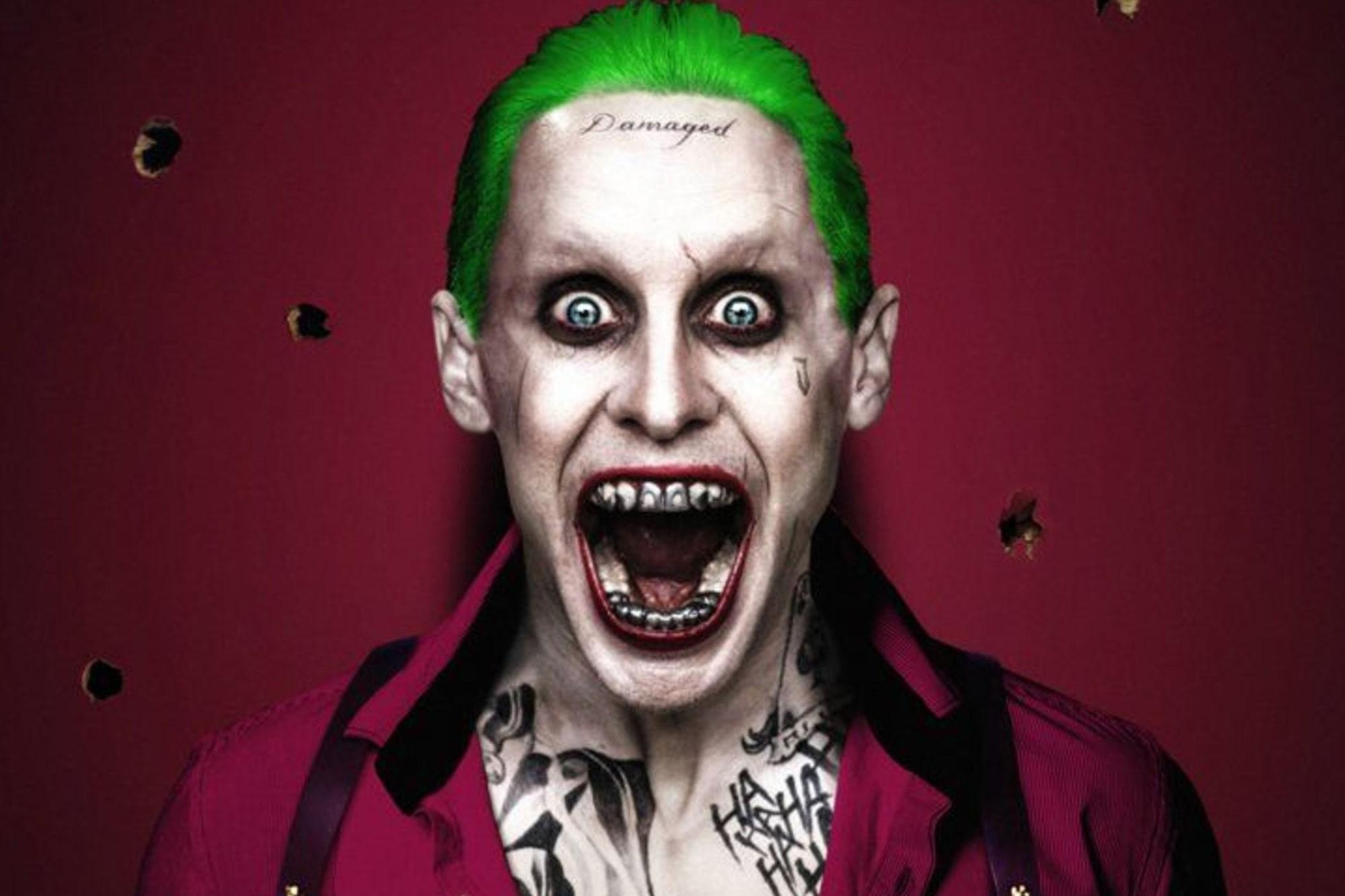 joker suicide squad wallpapers hd