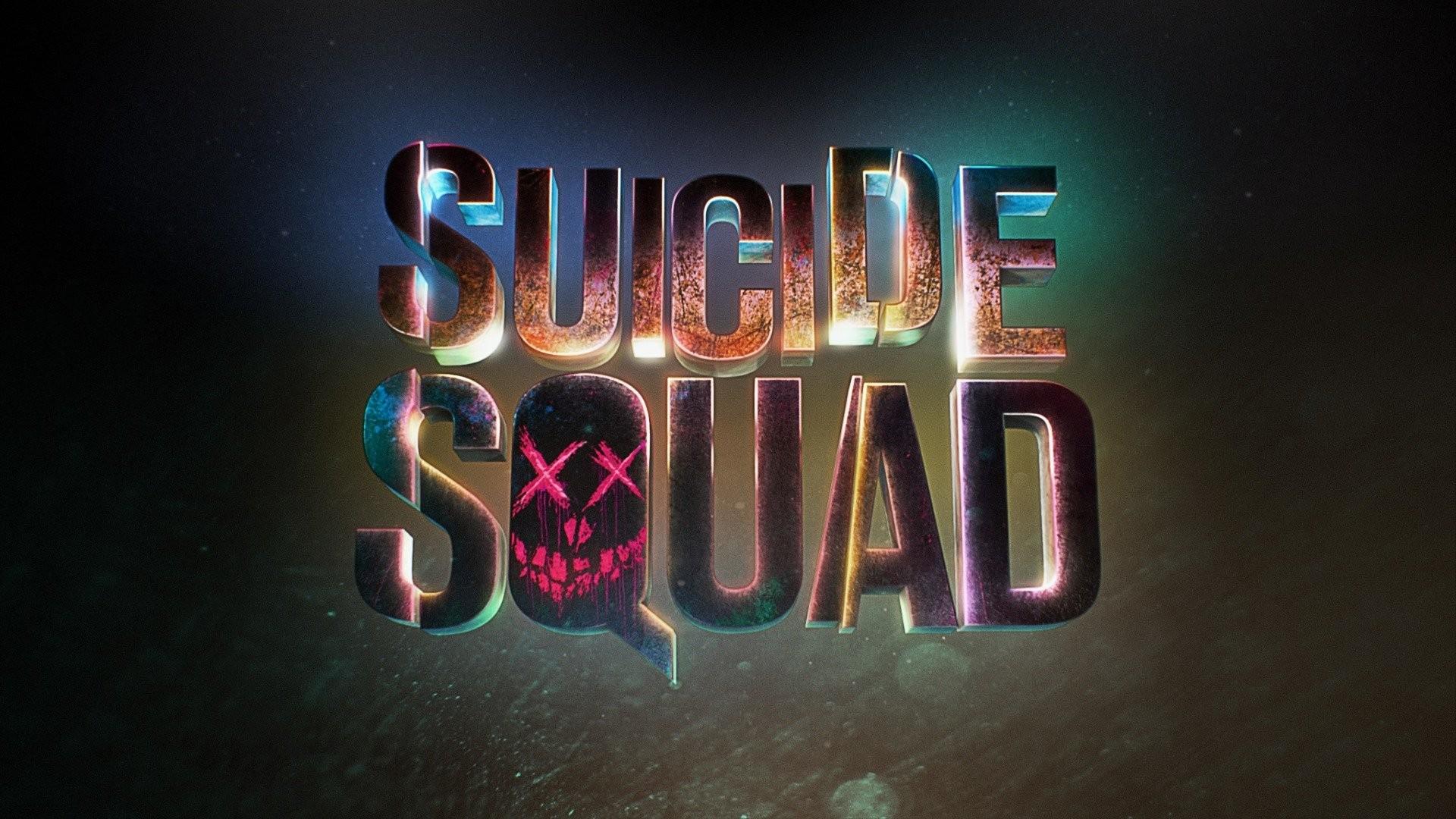 Suicide Squad Movie Logo Wallpaper 61386