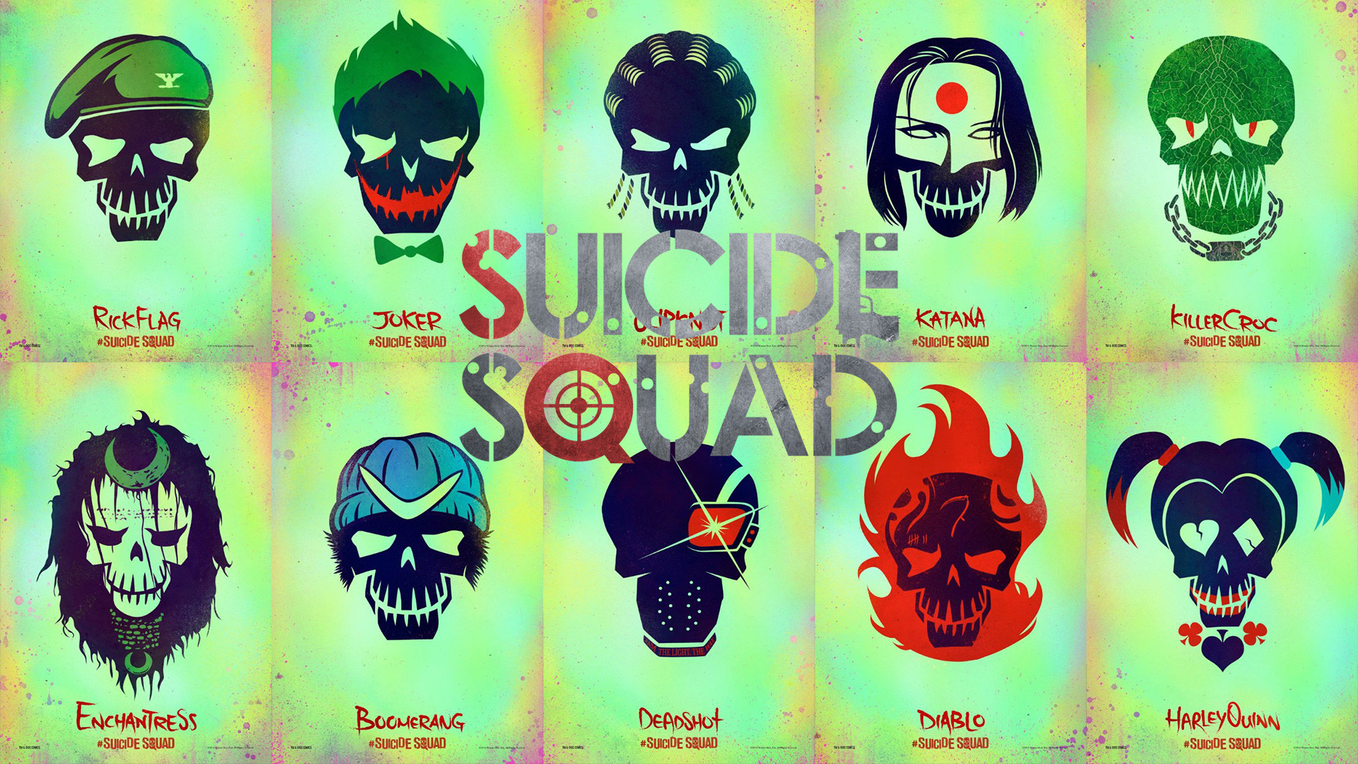 Suicide Squad movie wallpaper hd Free HD Wallpapers, Images, Stock .