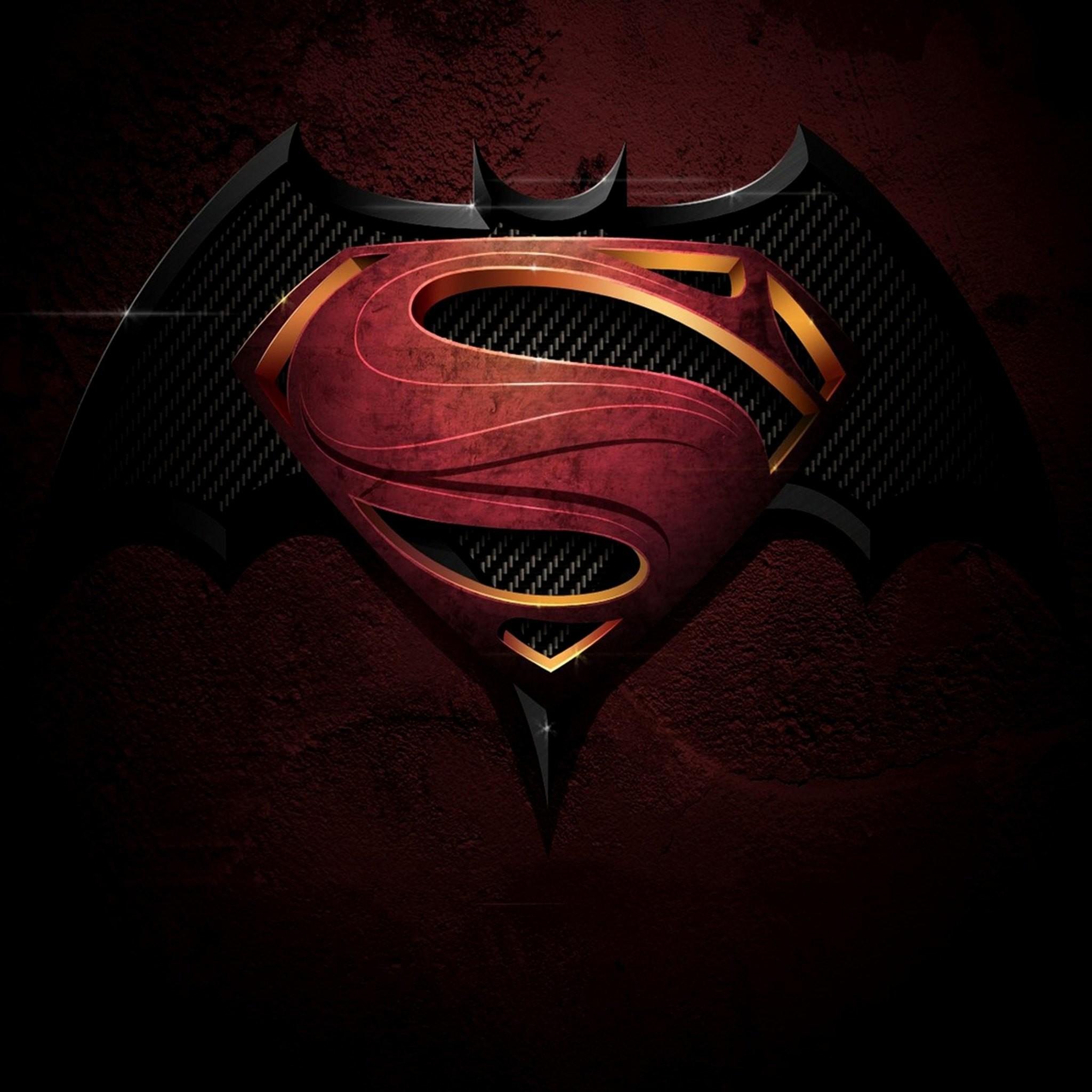 116 Batman Vs Superman Symbol