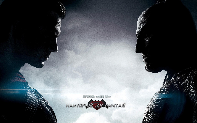 Superman In Batman Vs Superman Movie Wallpaper