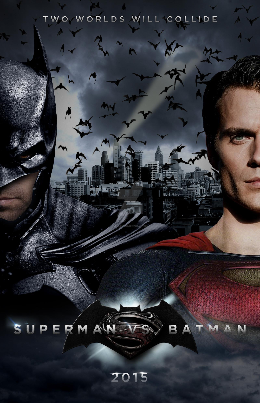 … jonesyd1129 Batman v. Superman: Dawn of Justice Poster 1 by jonesyd1129