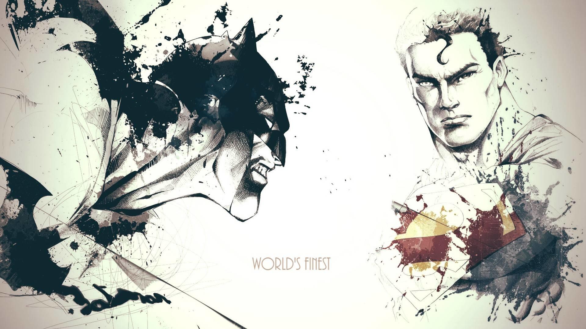 Batman Vs Superman Wallpapers – Wallpaper Cave