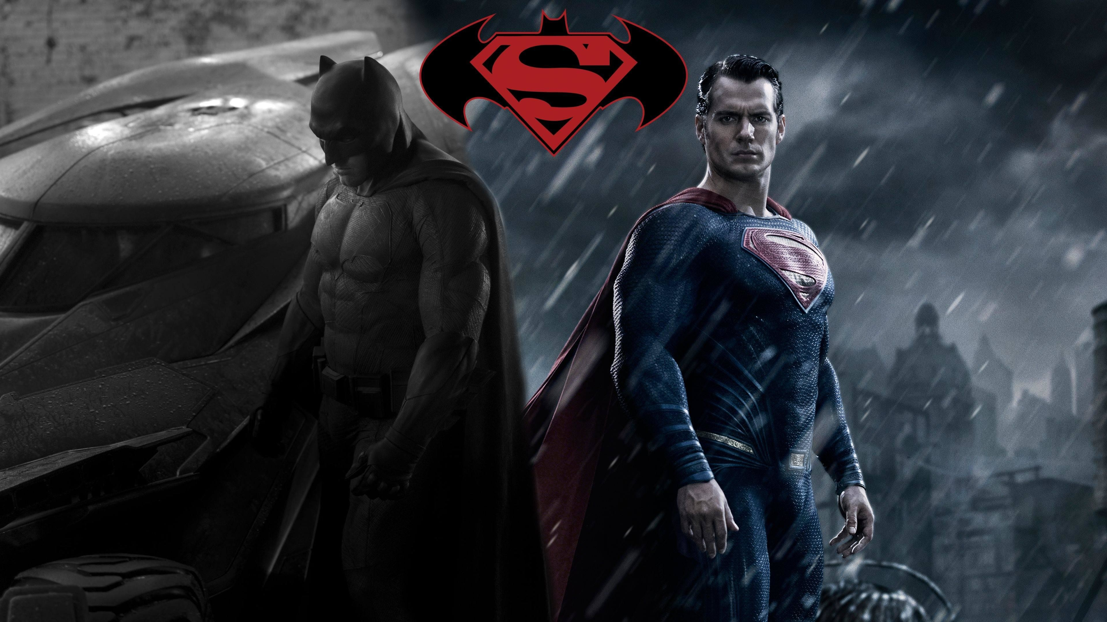 Batman Vs Superman Art Ultra Hd 4k Wallpaper – HD Wallpapers .