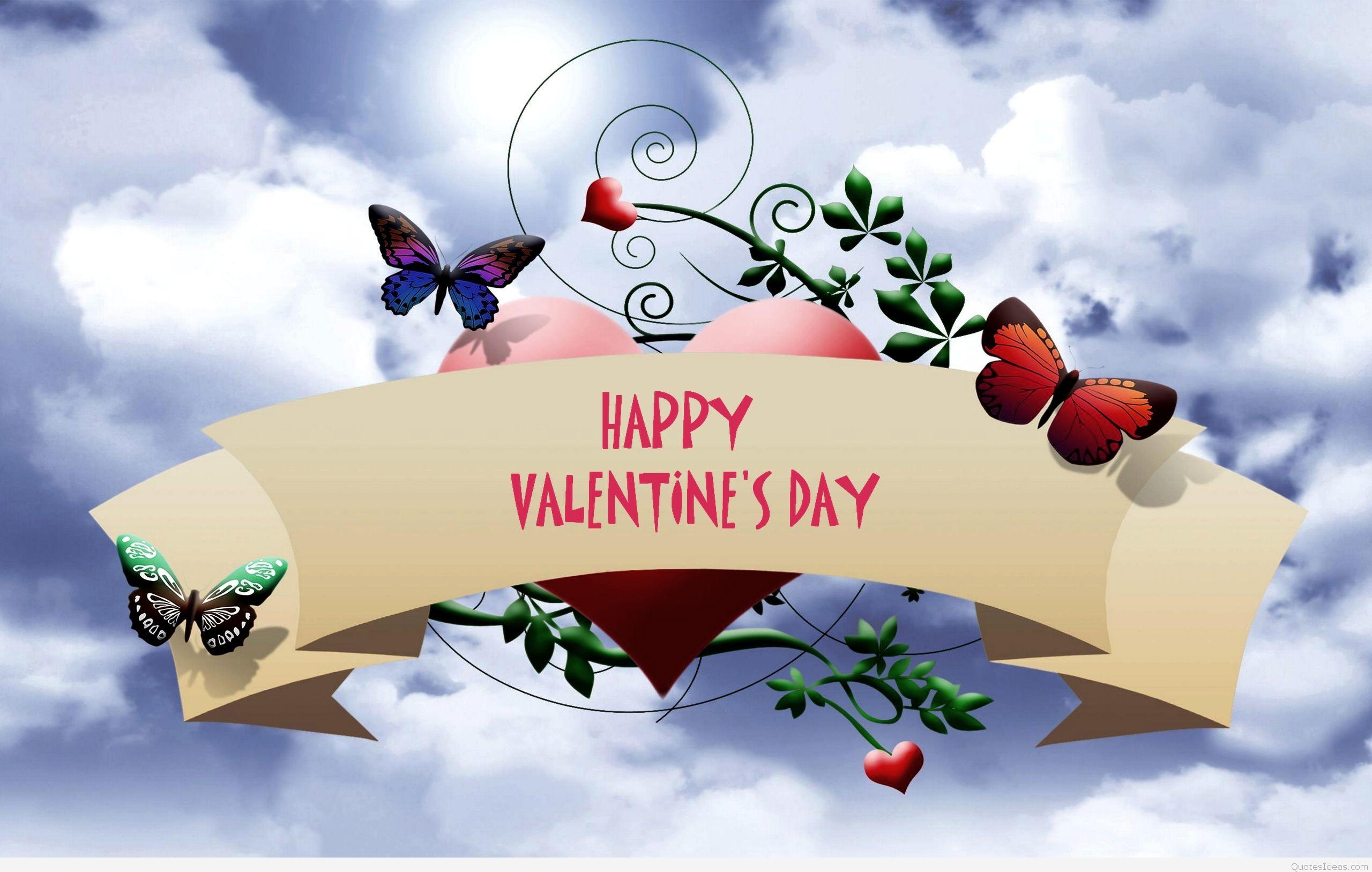 Happy Valentine's Day Wallpaper