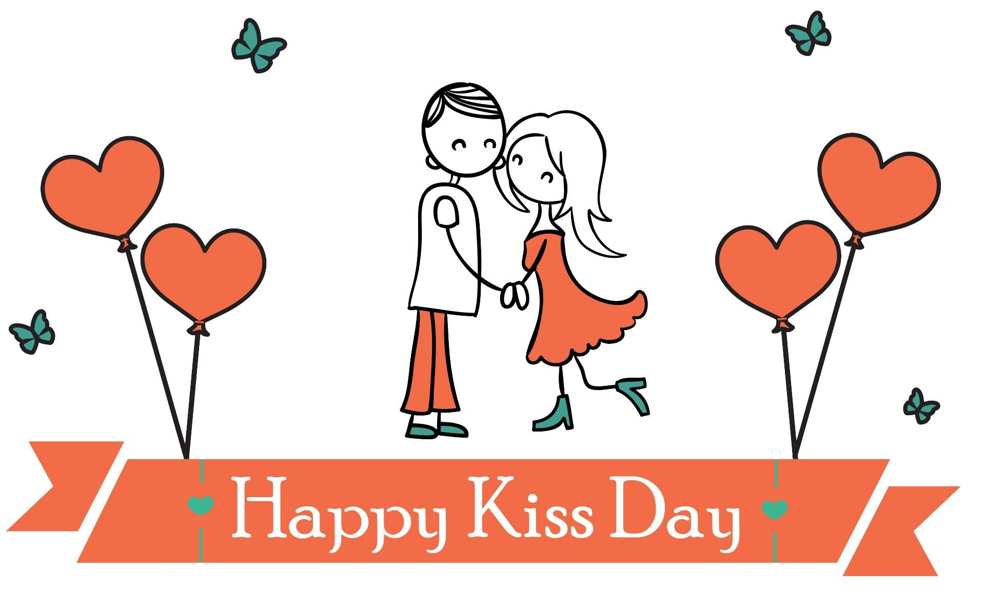 Download Kiss Wallpaper, Kiss Day E-Greetings, Friendship Ecards, Happy  Kiss Day