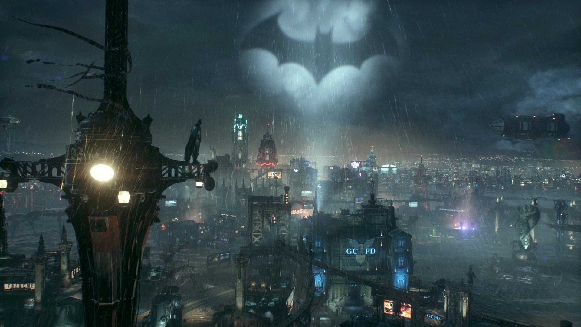 Batman Arkham Knight – Bat Symbol