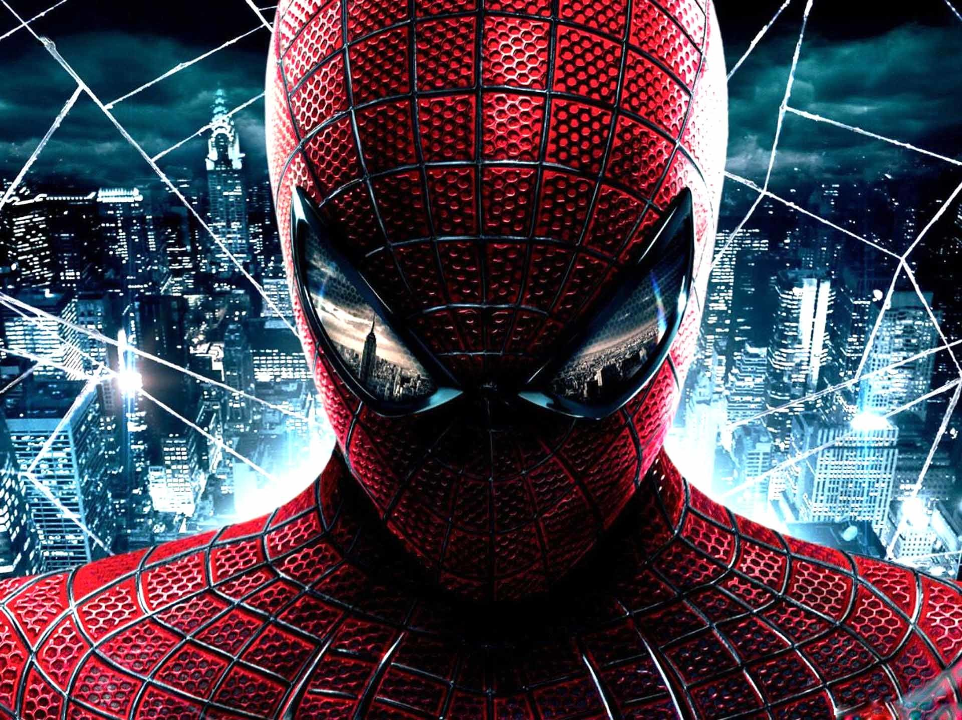 The Amazing SpiderMan HD desktop wallpaper : Widescreen : High 1920×1438  The Amazing Spider