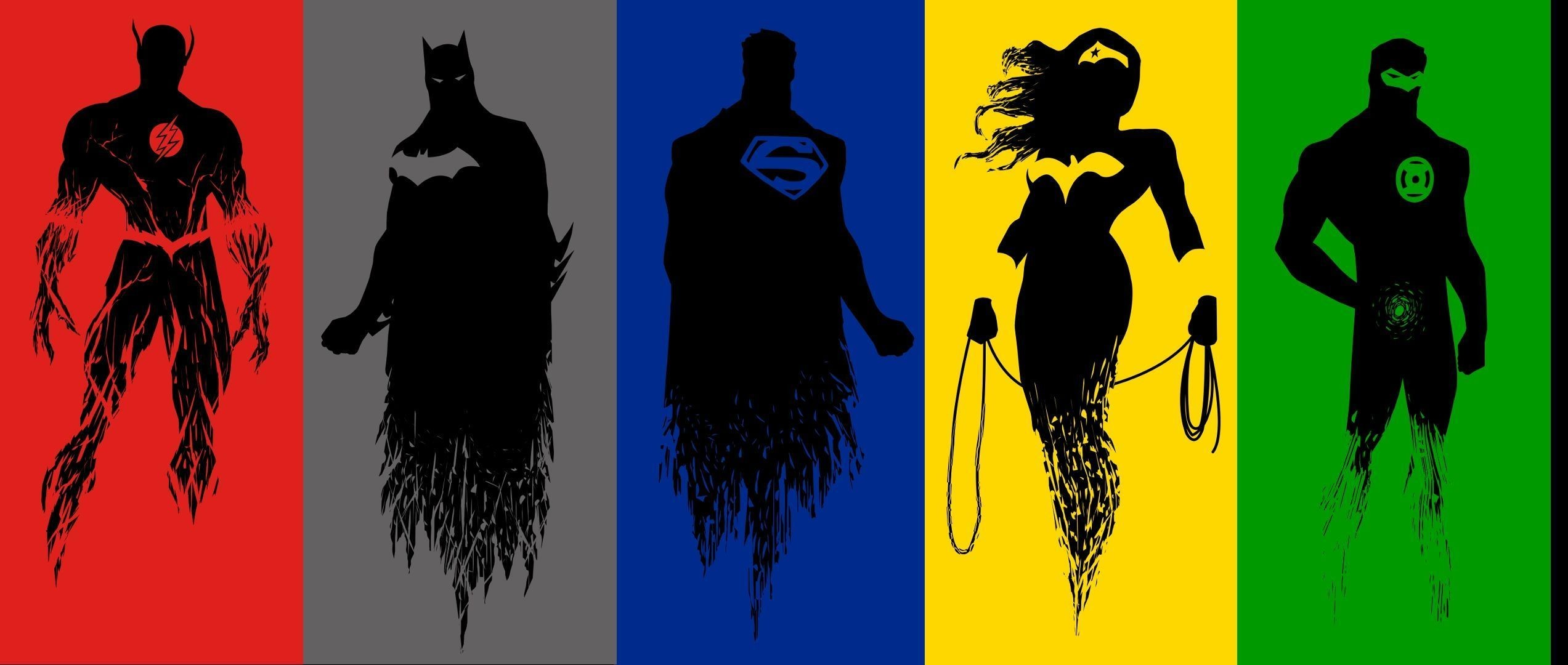 What is your favorite Justice League wallpaper? (Or DC in general .