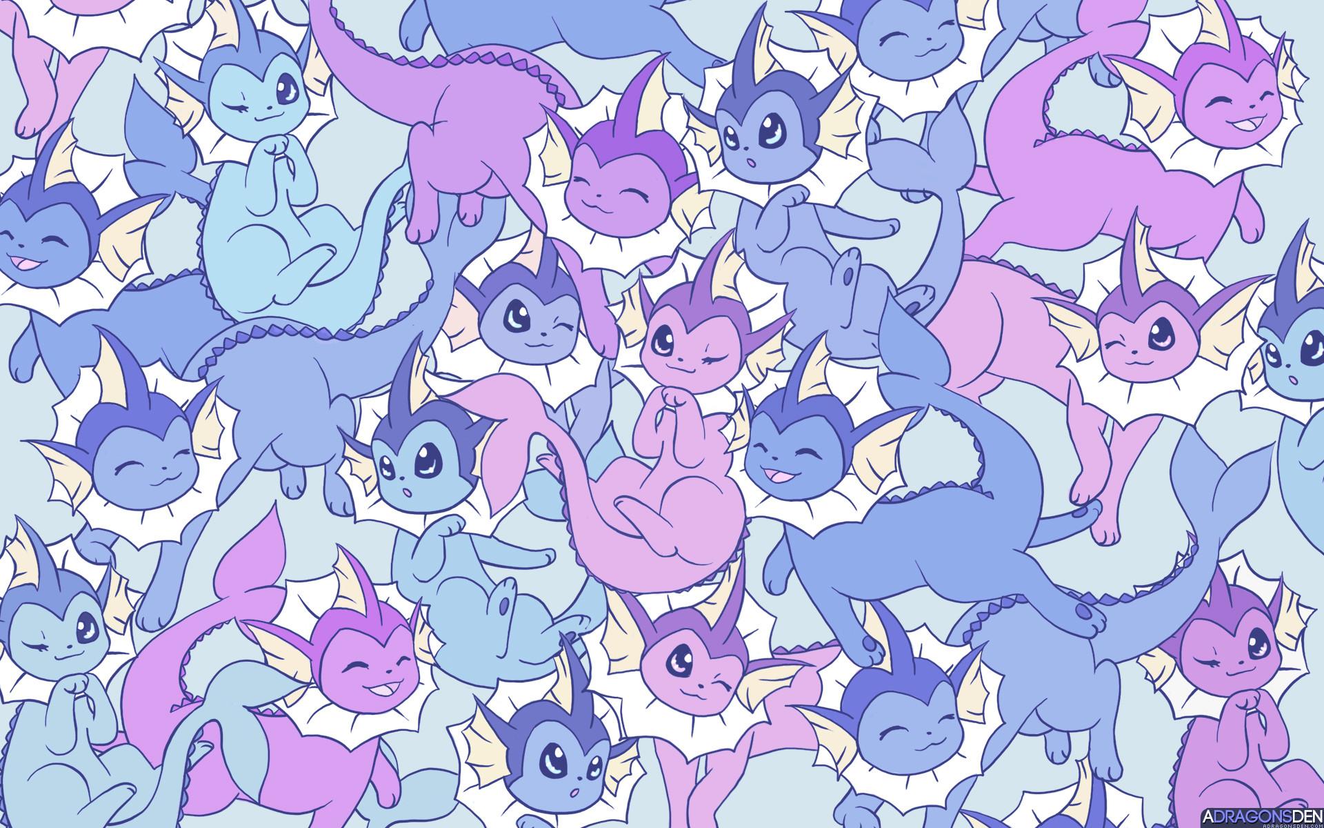 kawaii cat background – Buscar con Google · Eevee EvolutionsPokemon …