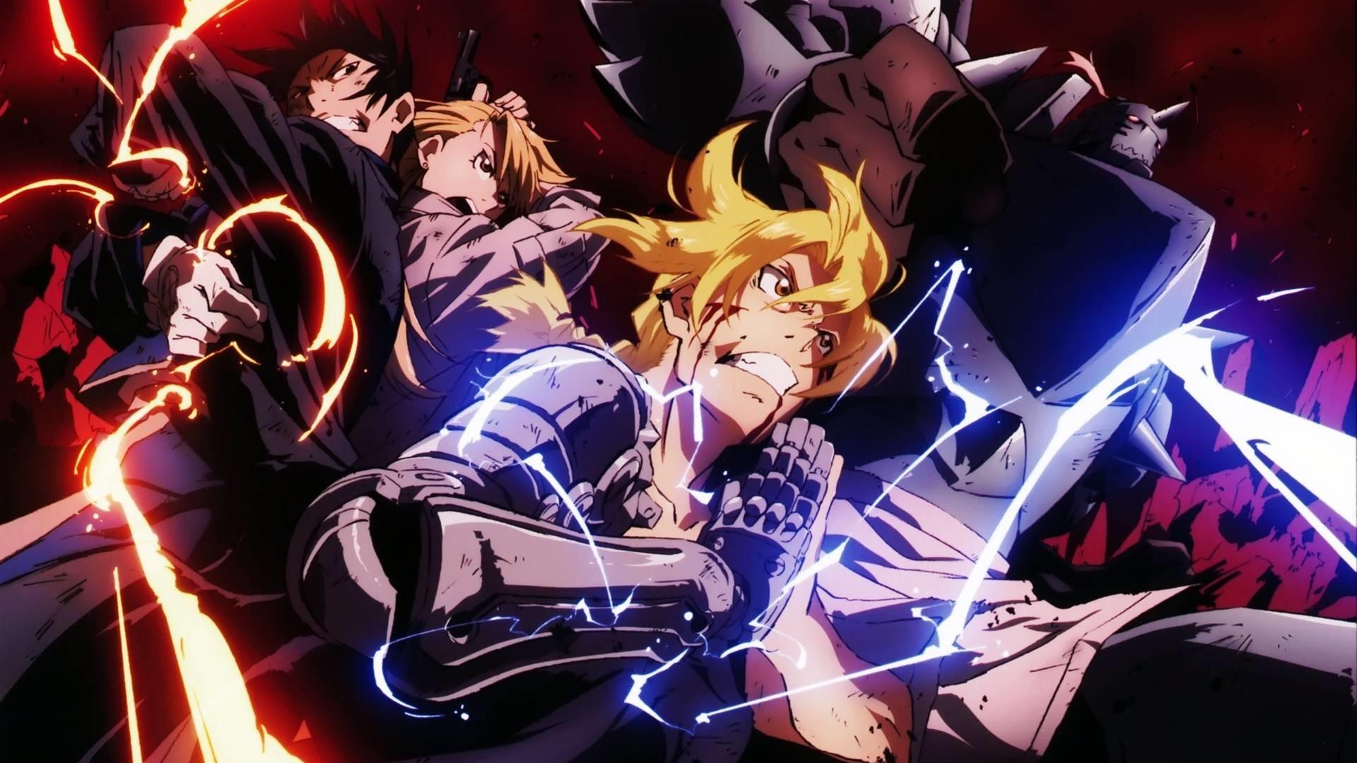 Fullmetal Alchemist Brotherhood Hd Wallpaper – Free Android .