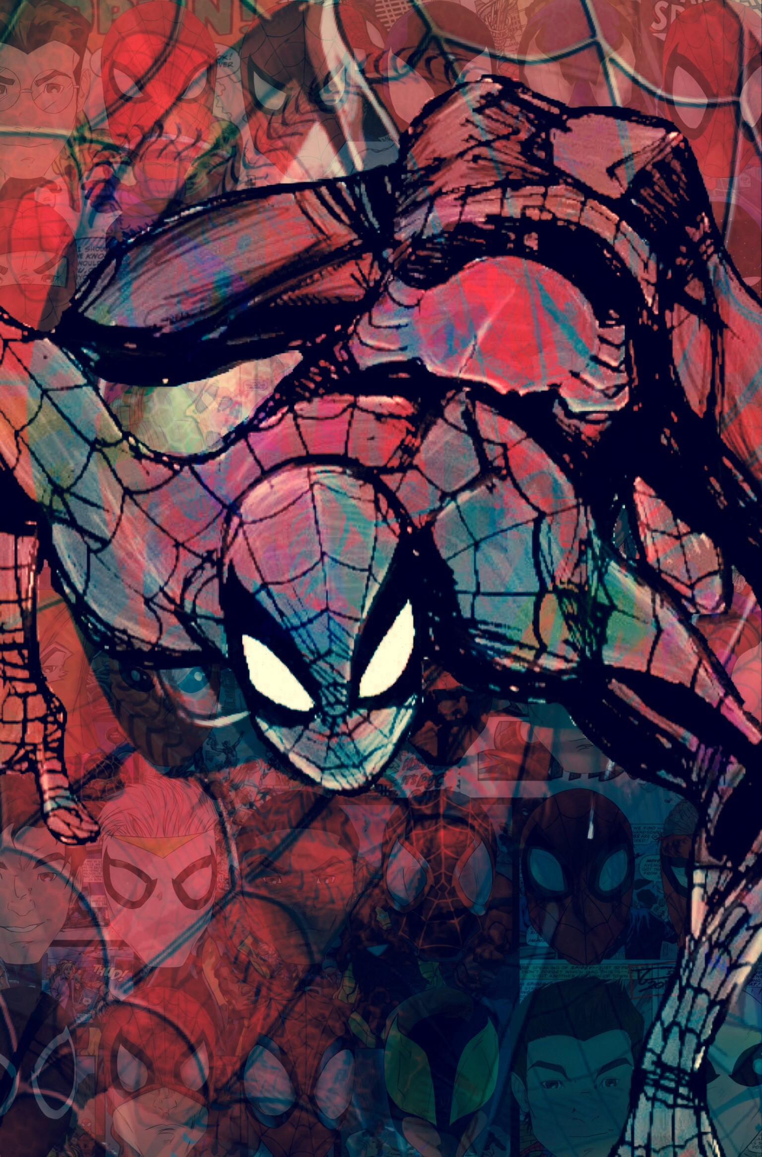 … Spiderman IOS Wallpaper by Joey-GB-316