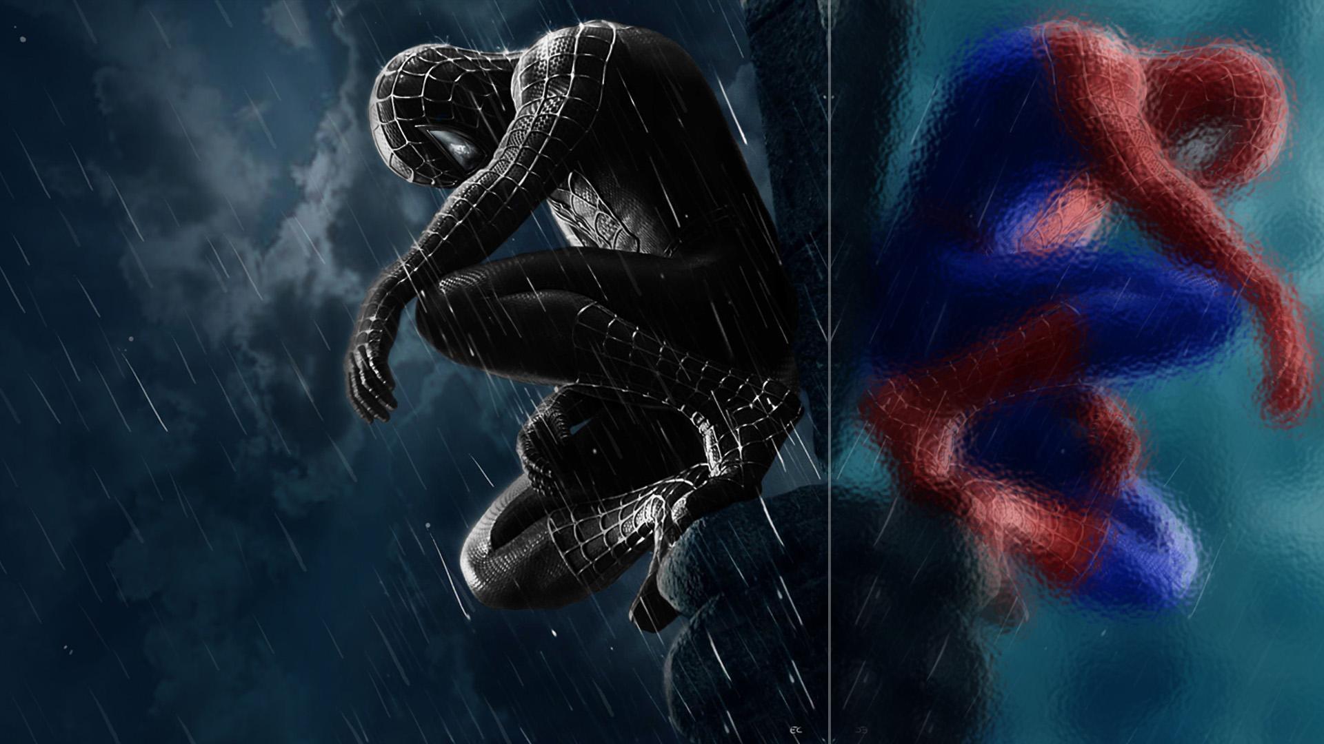 wallpaper.wiki-Black-Spiderman-Iphone-Desktop-Wallpapers-PIC-