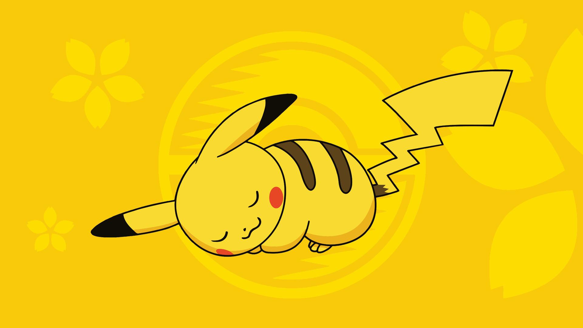 Cute Pikachu HD Images