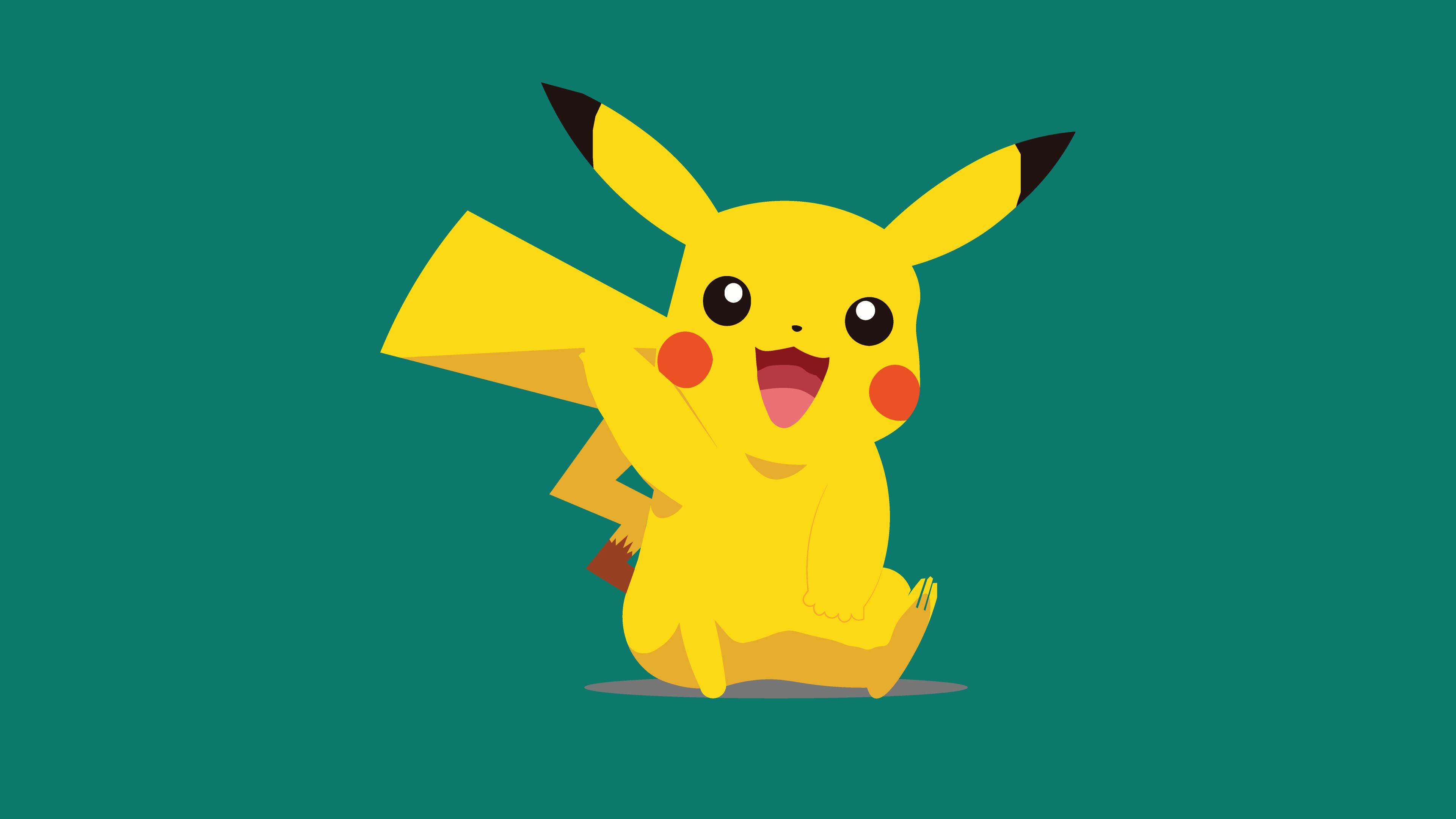 Pikachu Wallpaper 4k Pikachu Wallpaper 2016