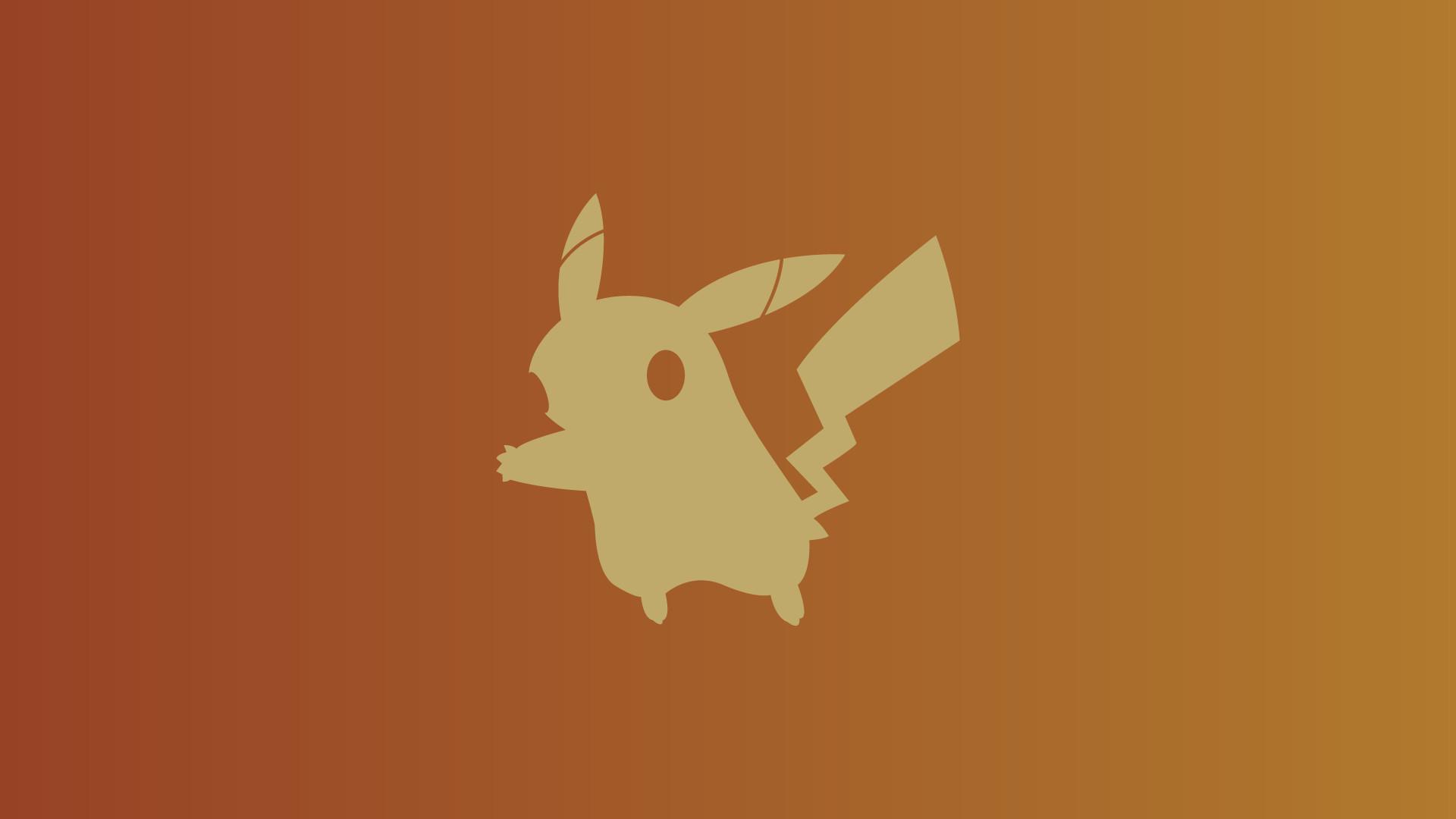 Pikachu wallpaper I made …