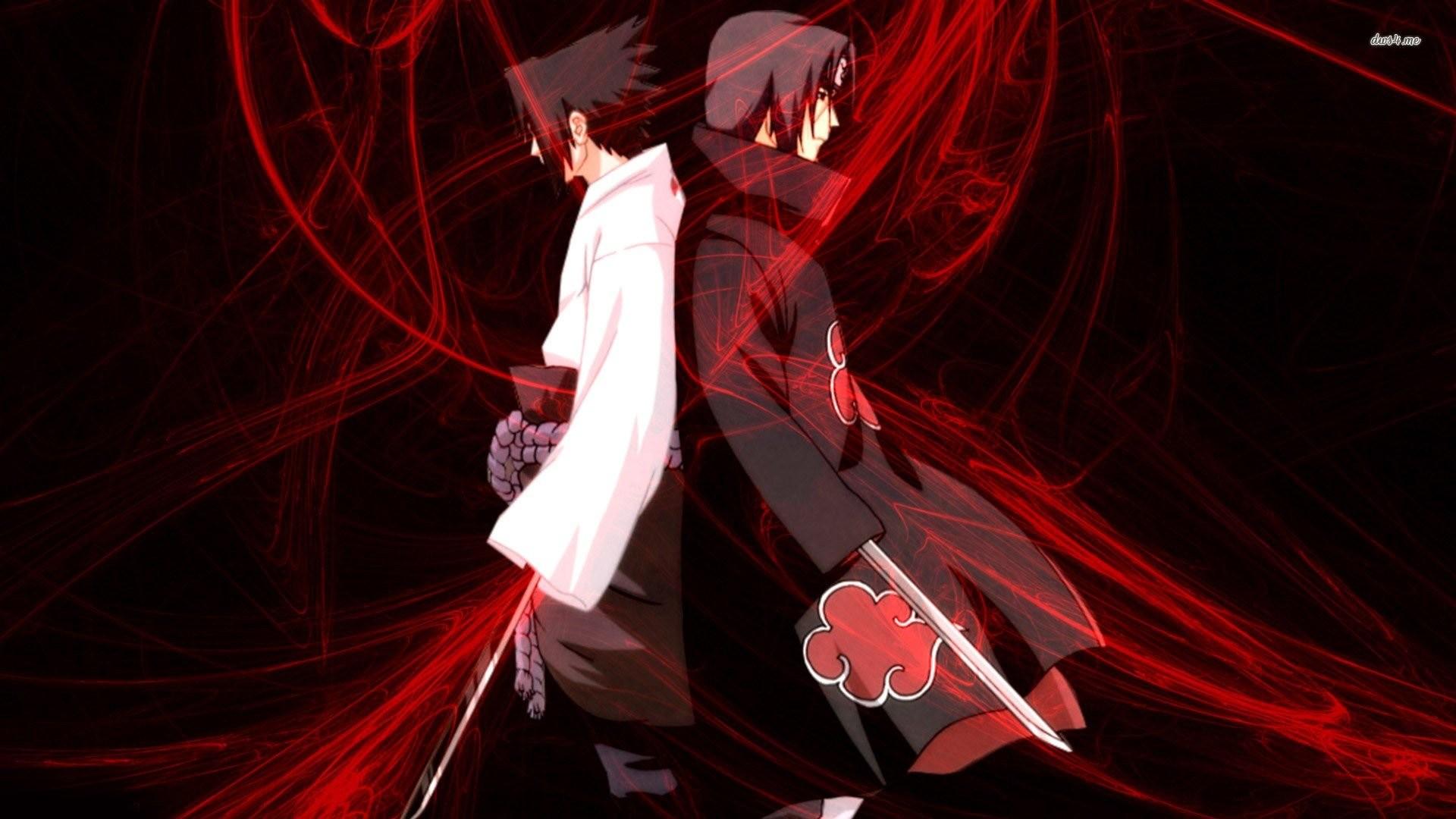 Itachi Uchiha Vs Sasuke …