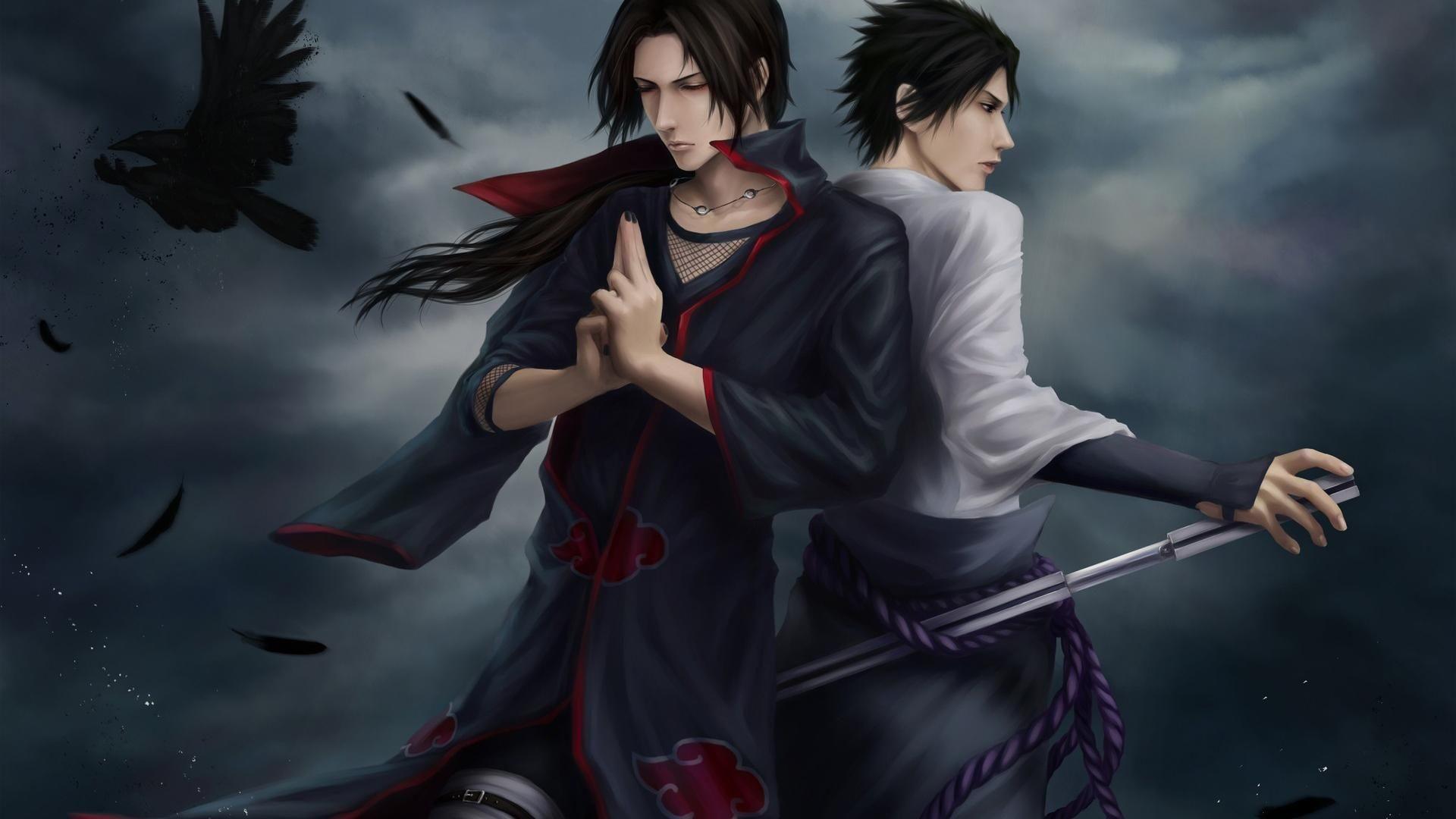 =Sasuke and Itachi Wallpapers