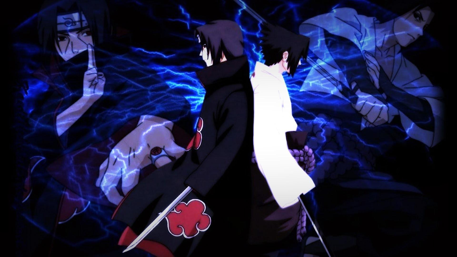 【UCHIHA BATTLE】Itachi Vs Sasuke 1080p – YouTube